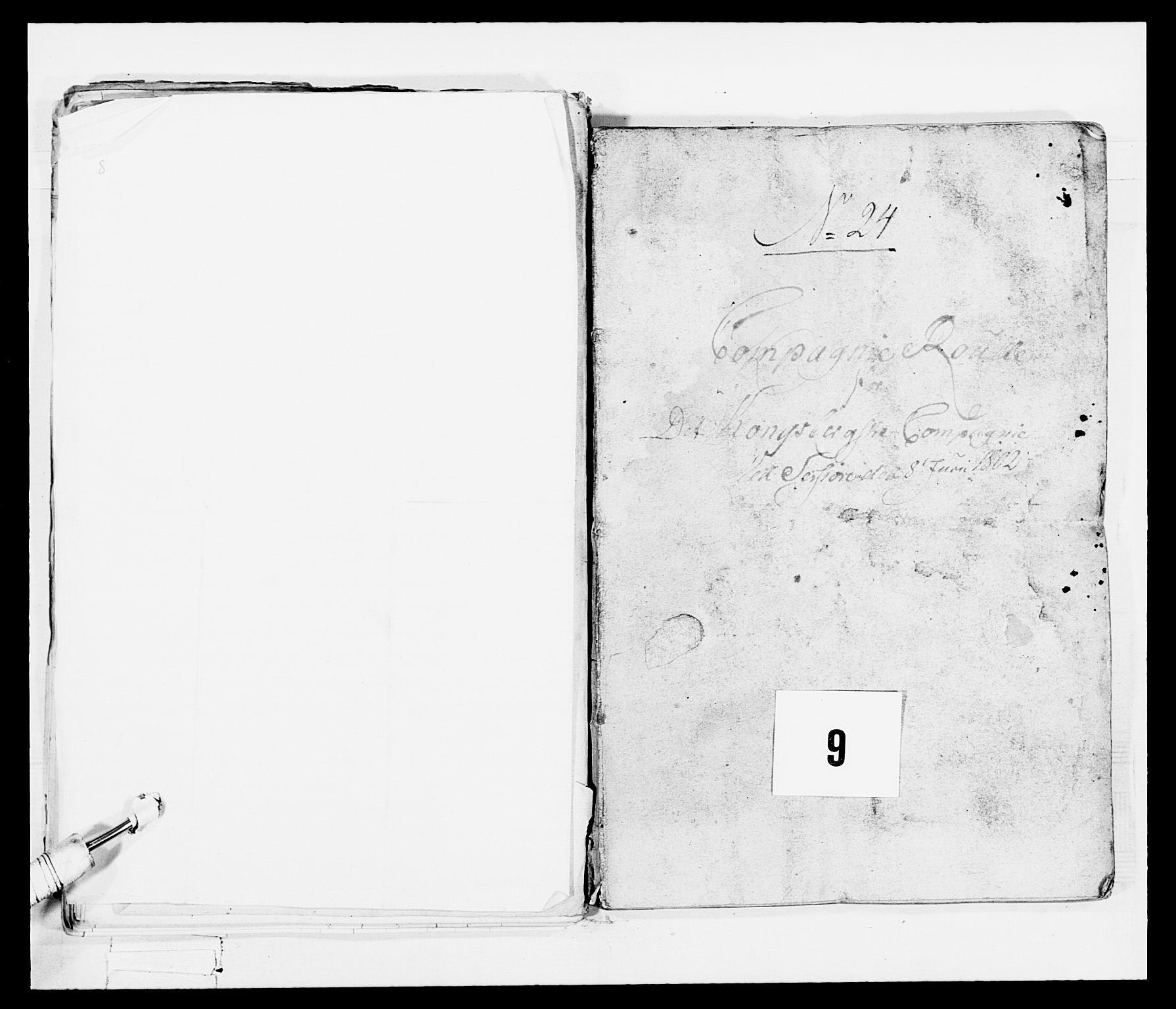 RA, Generalitets- og kommissariatskollegiet, Det kongelige norske kommissariatskollegium, E/Eh/L0047: 2. Akershusiske nasjonale infanteriregiment, 1791-1810, s. 48