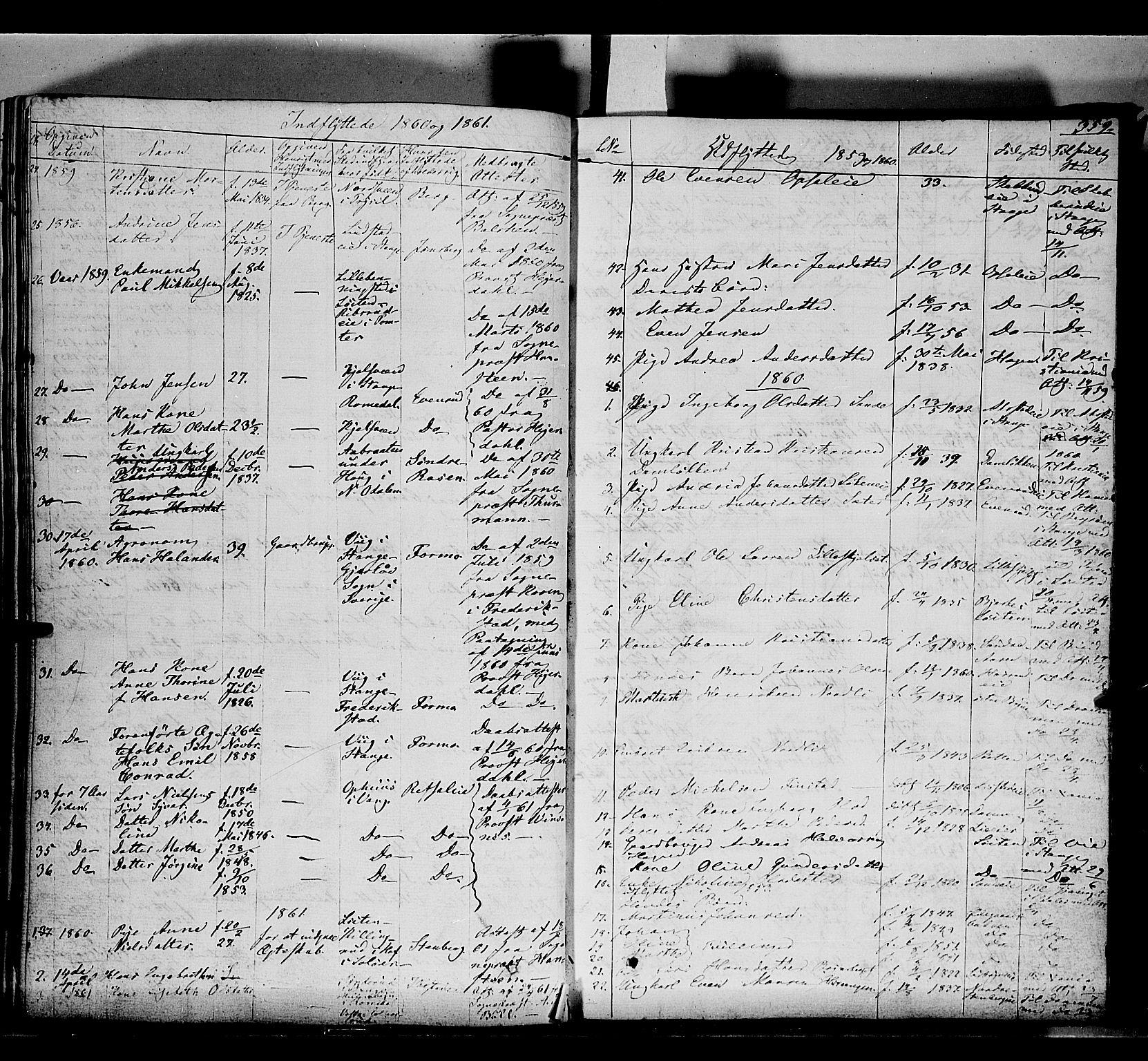 SAH, Romedal prestekontor, K/L0004: Ministerialbok nr. 4, 1847-1861, s. 359