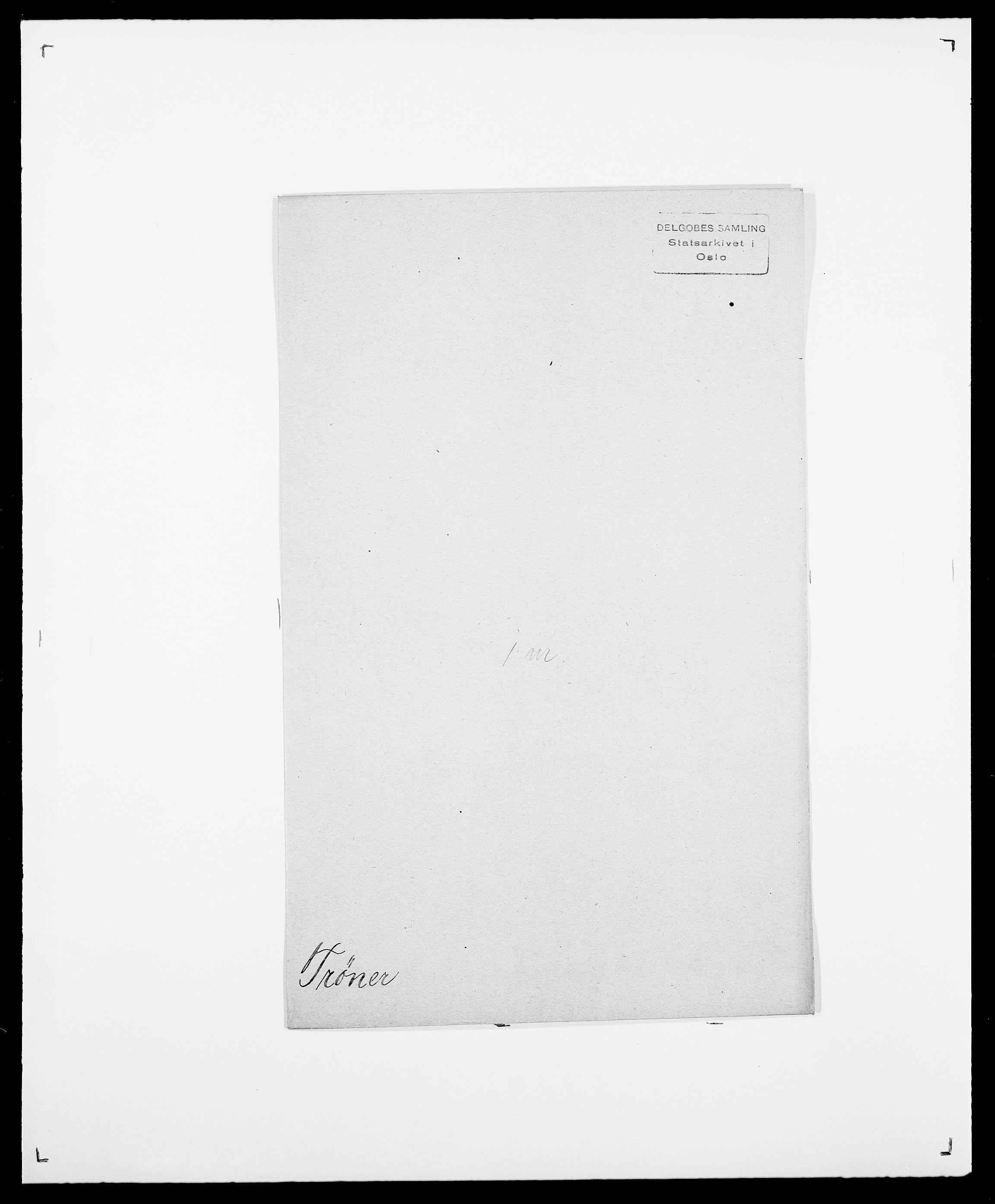 SAO, Delgobe, Charles Antoine - samling, D/Da/L0039: Thorsen - Urup, s. 432