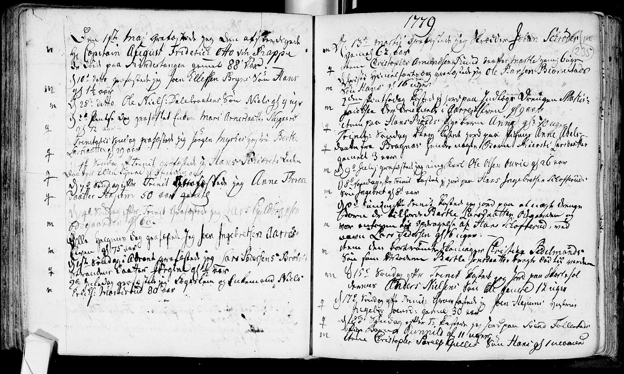 SAKO, Røyken kirkebøker, F/Fa/L0002: Ministerialbok nr. 2, 1731-1782, s. 235