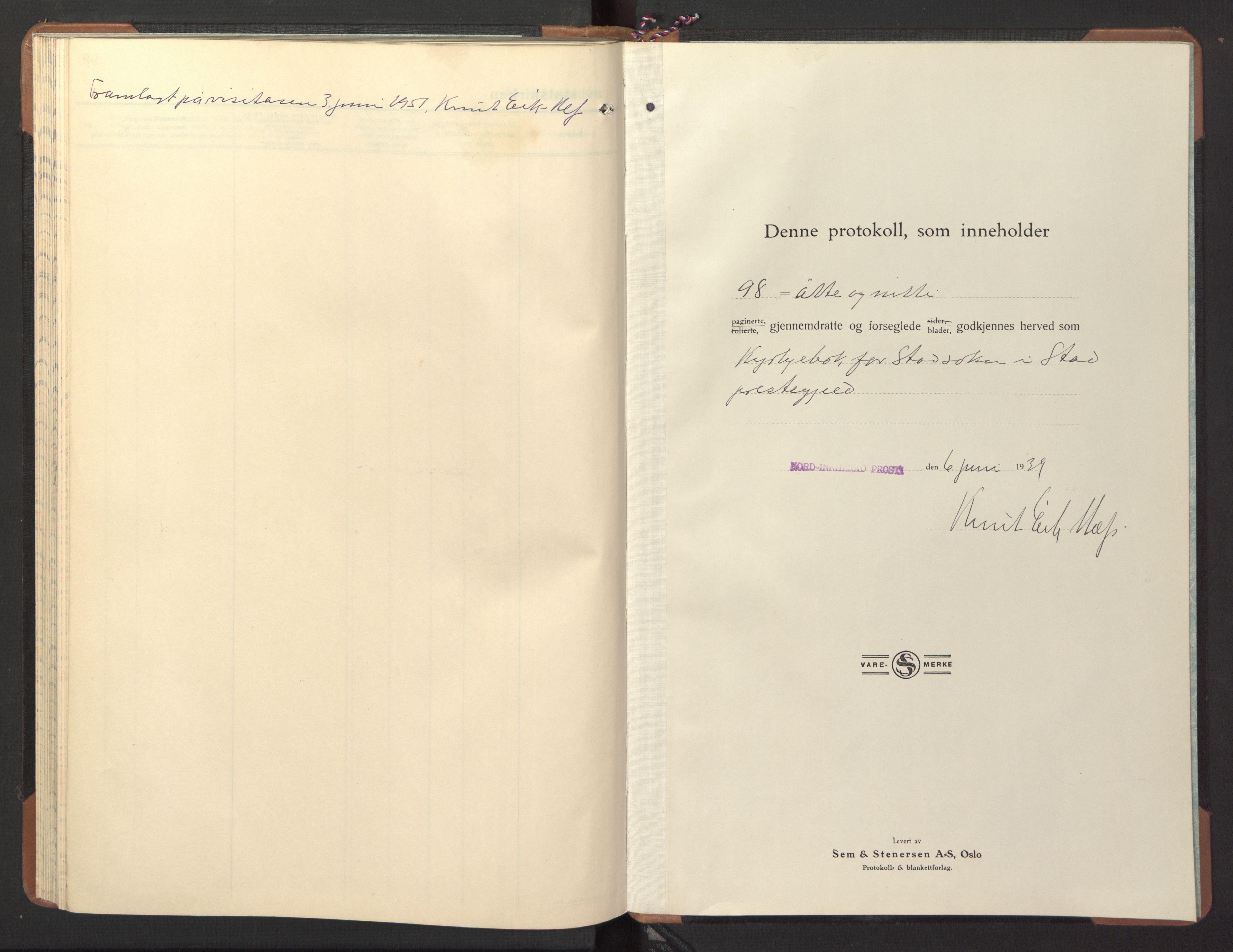 SAT, Ministerialprotokoller, klokkerbøker og fødselsregistre - Nord-Trøndelag, 746/L0456: Klokkerbok nr. 746C02, 1936-1948
