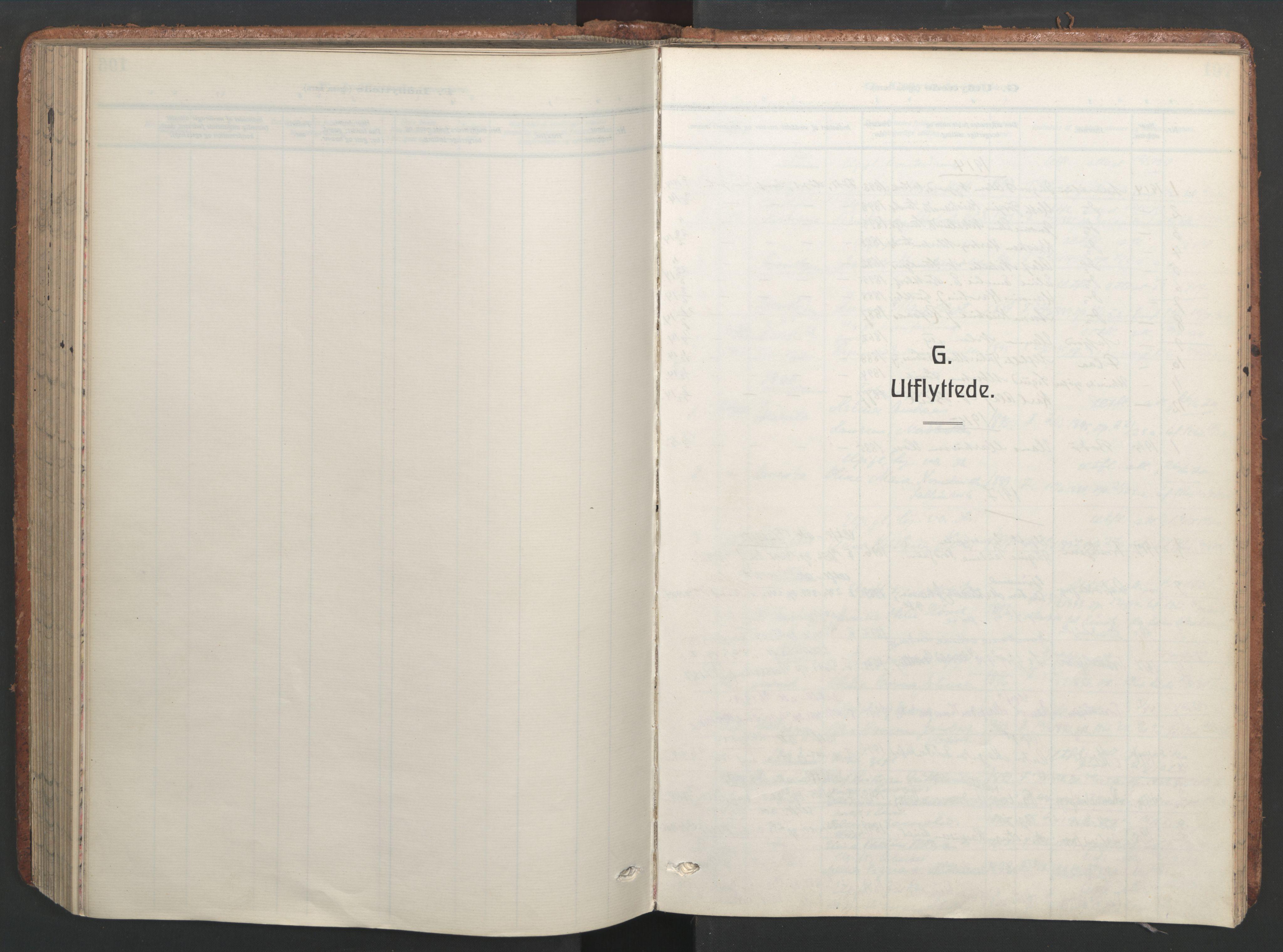 SAT, Ministerialprotokoller, klokkerbøker og fødselsregistre - Sør-Trøndelag, 656/L0694: Ministerialbok nr. 656A03, 1914-1931, s. 191