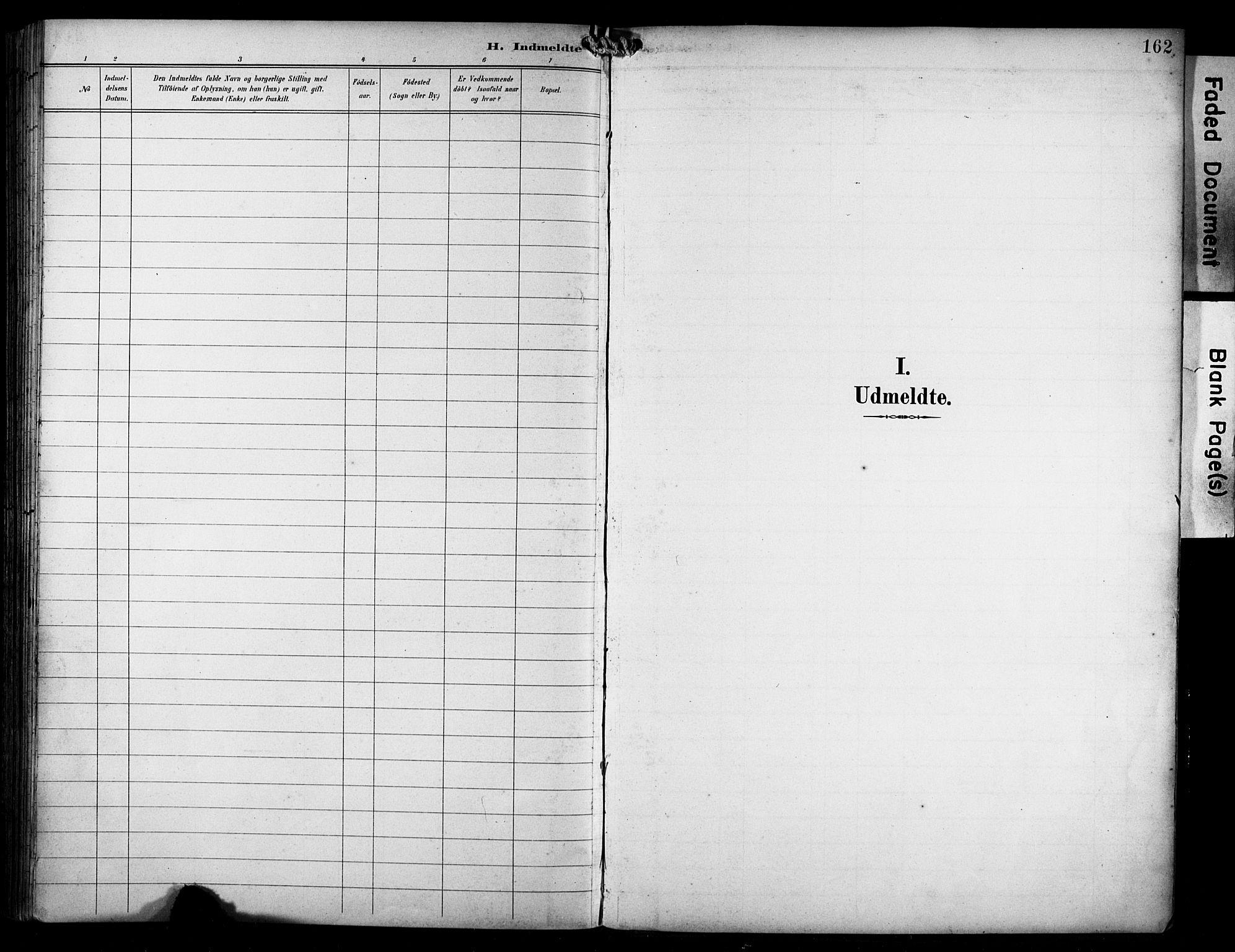 SAST, Avaldsnes sokneprestkontor, H/Ha/Haa/L0016: Ministerialbok nr. A 16, 1893-1918, s. 162