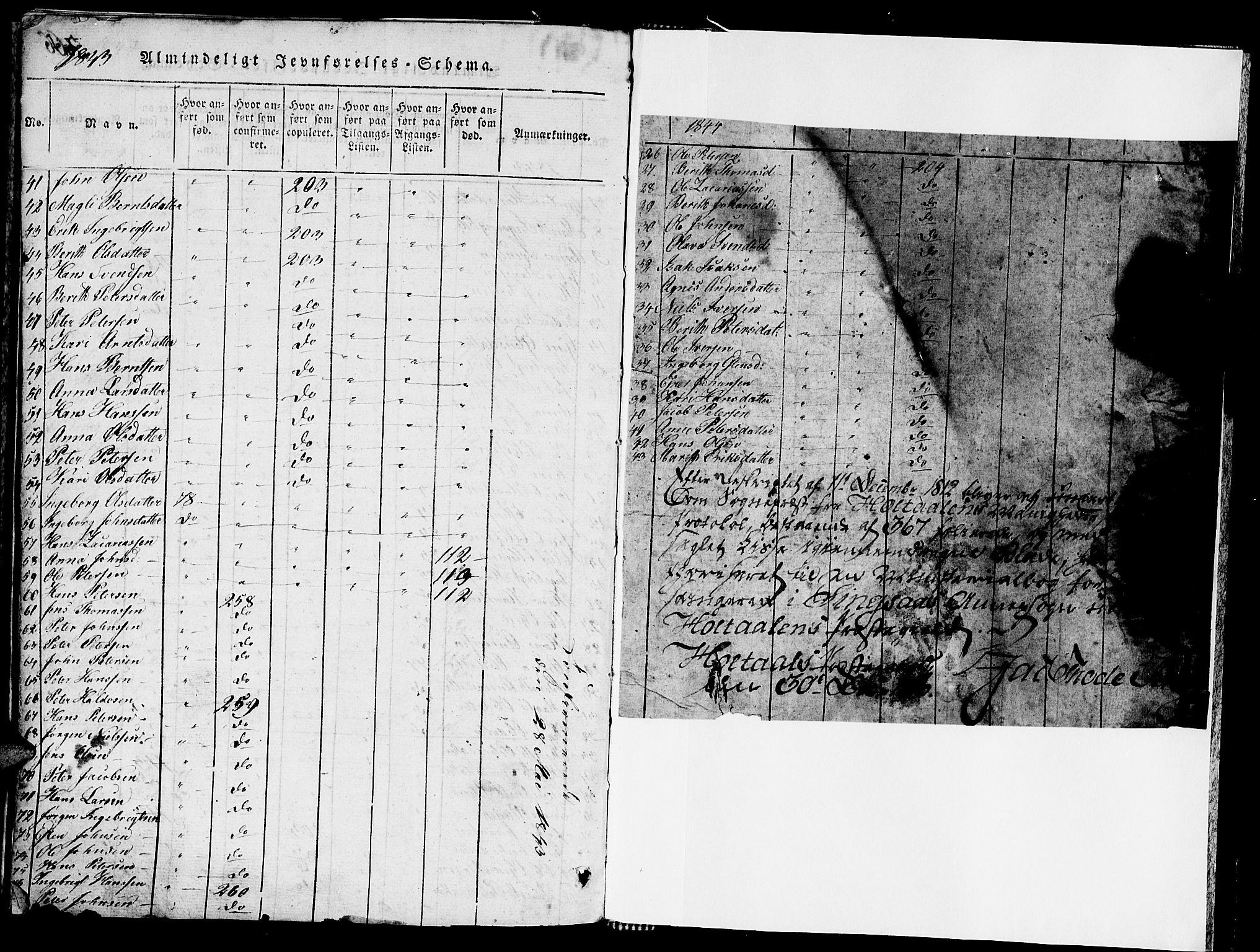 SAT, Ministerialprotokoller, klokkerbøker og fødselsregistre - Sør-Trøndelag, 688/L1026: Klokkerbok nr. 688C01, 1817-1860, s. 367