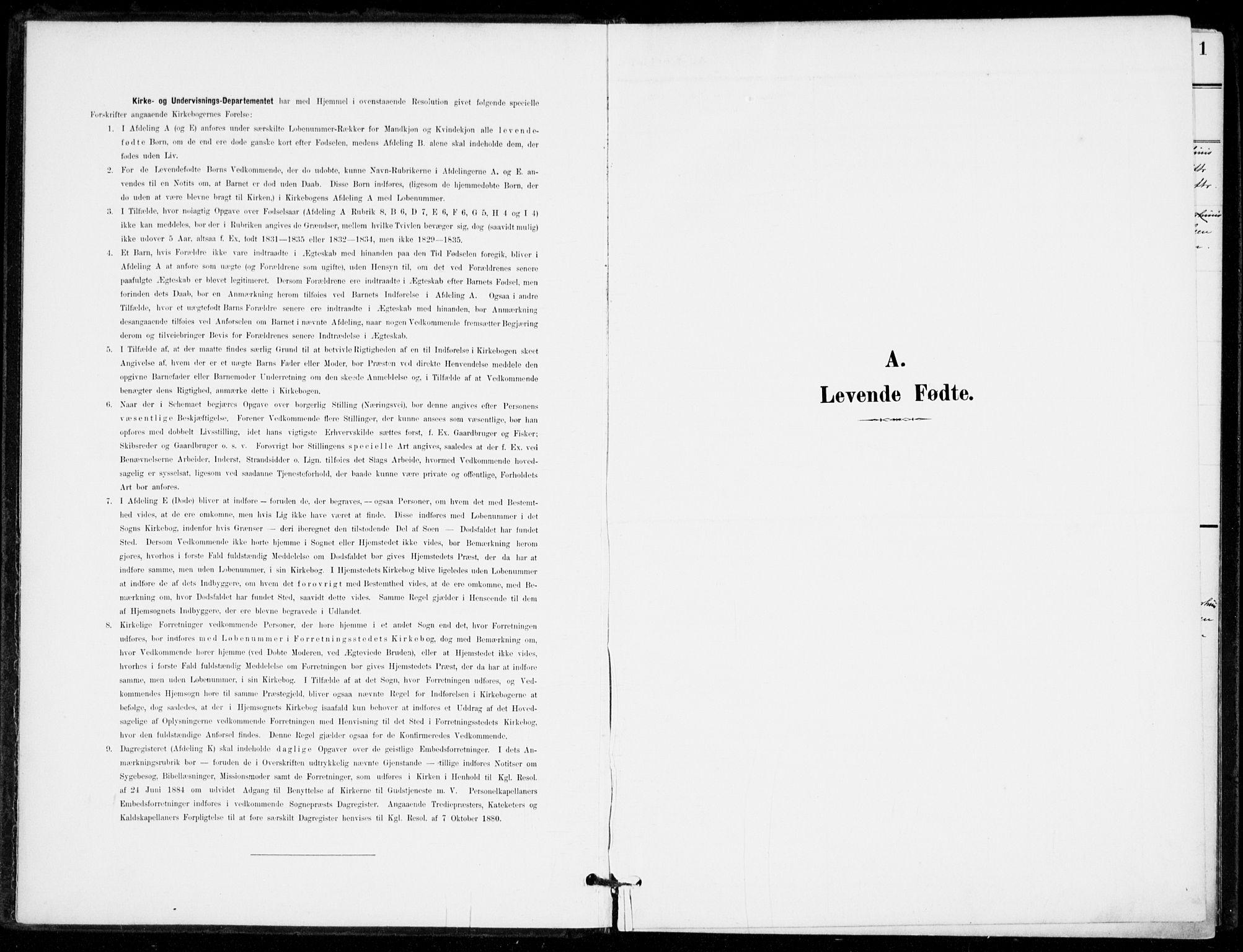SAKO, Åssiden kirkebøker, F/Fa/L0002: Ministerialbok nr. 2, 1896-1916