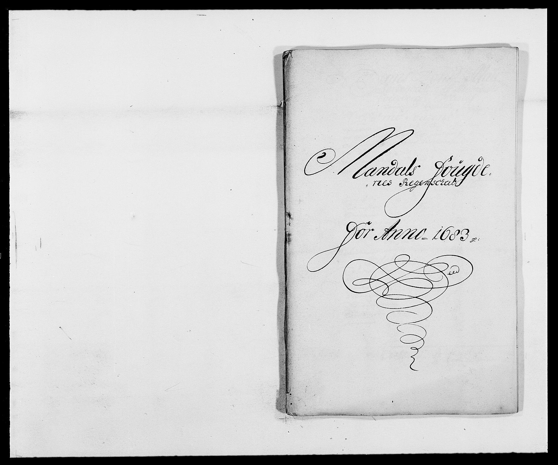 RA, Rentekammeret inntil 1814, Reviderte regnskaper, Fogderegnskap, R42/L2541: Mandal fogderi, 1681-1684, s. 142