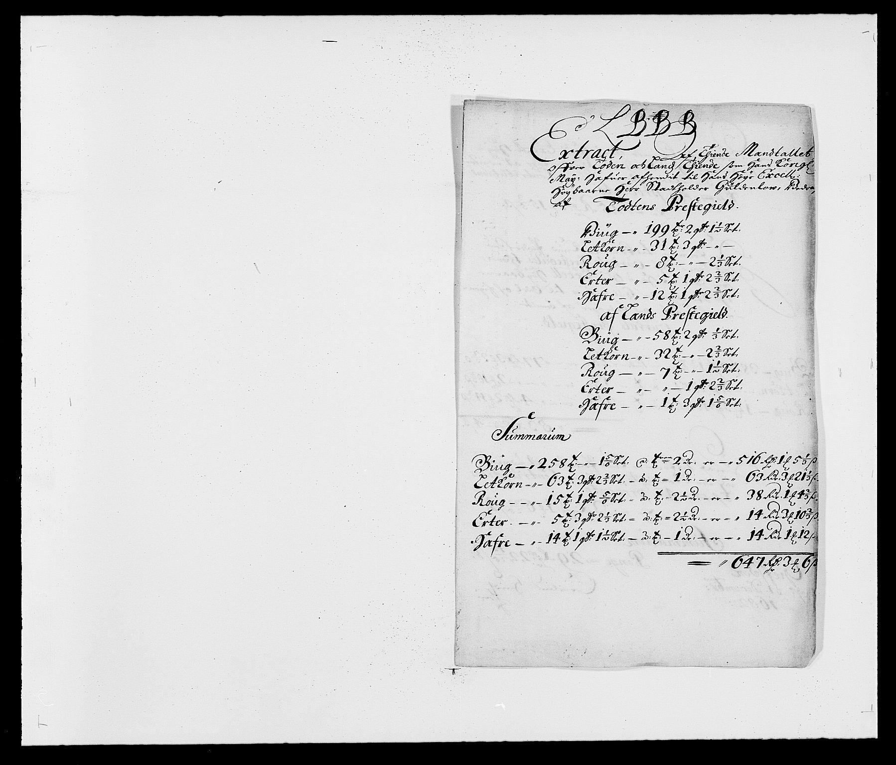 RA, Rentekammeret inntil 1814, Reviderte regnskaper, Fogderegnskap, R18/L1281: Fogderegnskap Hadeland, Toten og Valdres, 1682, s. 95