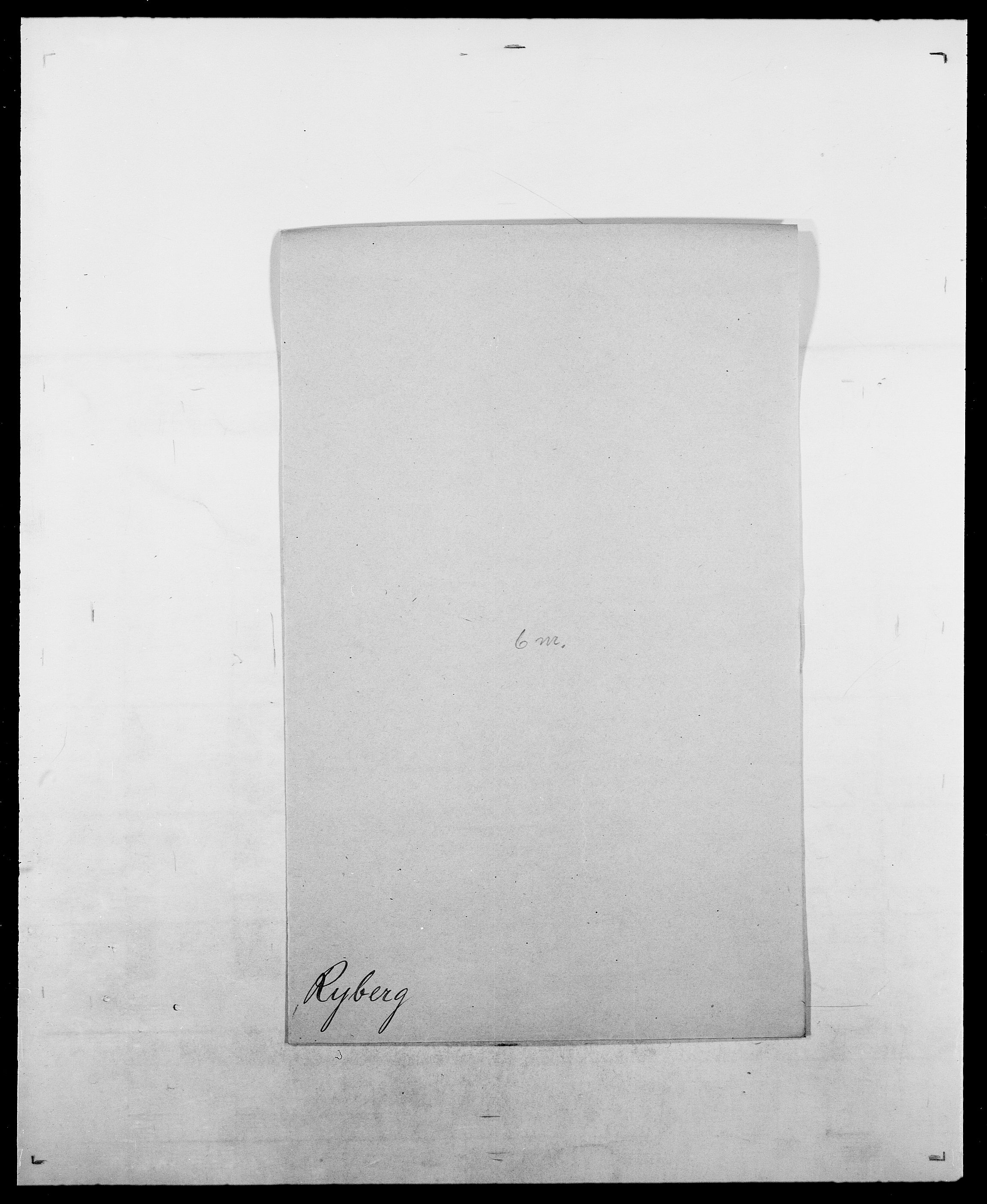 SAO, Delgobe, Charles Antoine - samling, D/Da/L0033: Roald - Røyem, s. 517