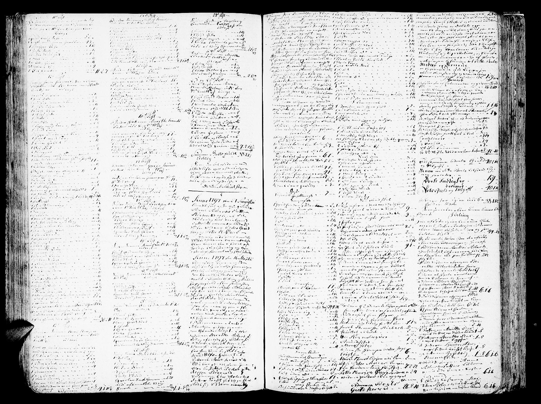 SAT, Romsdal sorenskriveri, 3/3A/L0012: Skifteprotokoll, 1789-1802, s. 281b-282a
