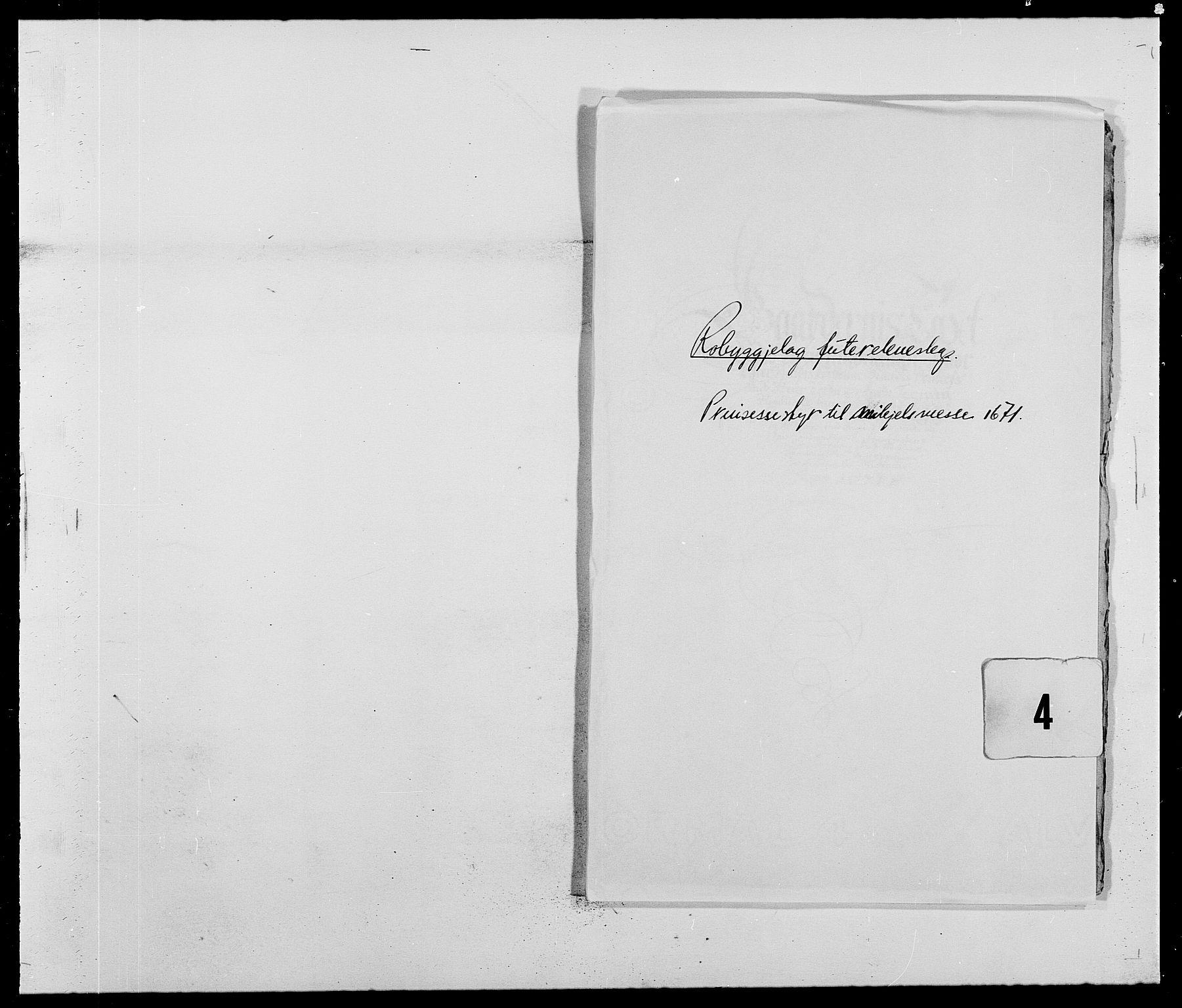 RA, Rentekammeret inntil 1814, Reviderte regnskaper, Fogderegnskap, R40/L2433: Fogderegnskap Råbyggelag, 1671-1674, s. 59