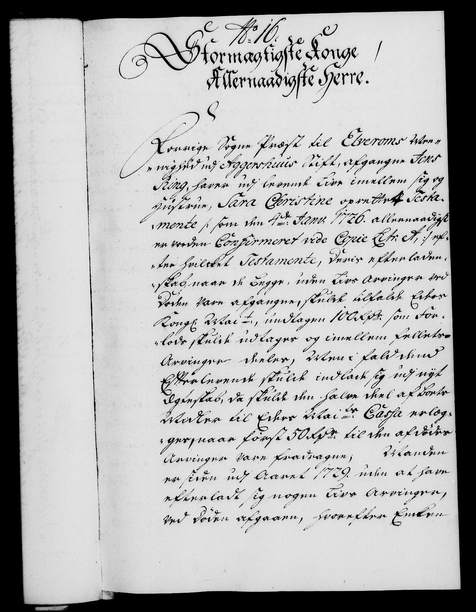 RA, Rentekammeret, Kammerkanselliet, G/Gf/Gfa/L0019: Norsk relasjons- og resolusjonsprotokoll (merket RK 52.19), 1736, s. 120