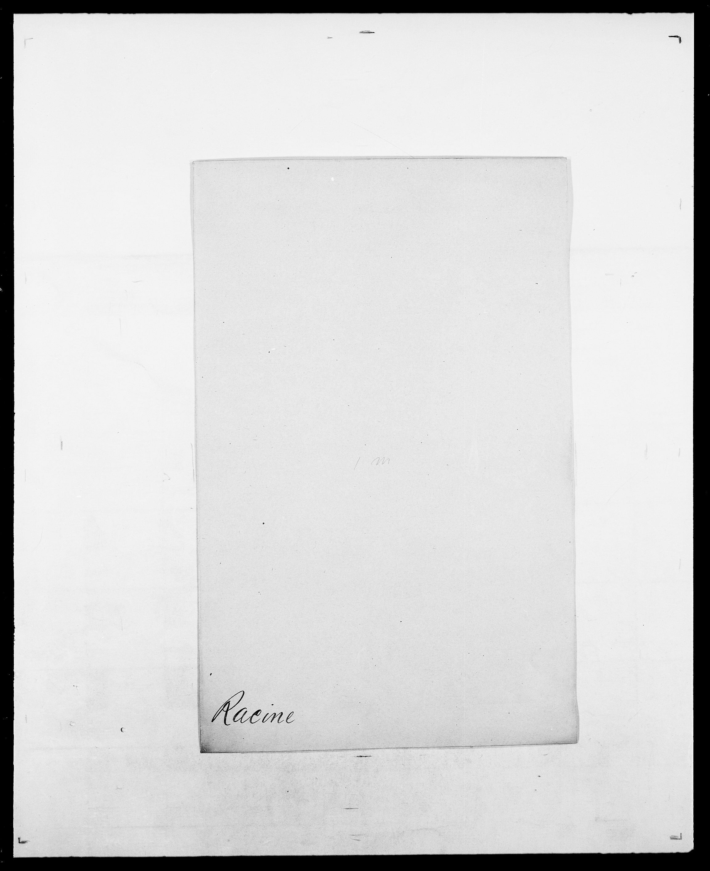 SAO, Delgobe, Charles Antoine - samling, D/Da/L0032: Rabakovsky - Rivertz, s. 19