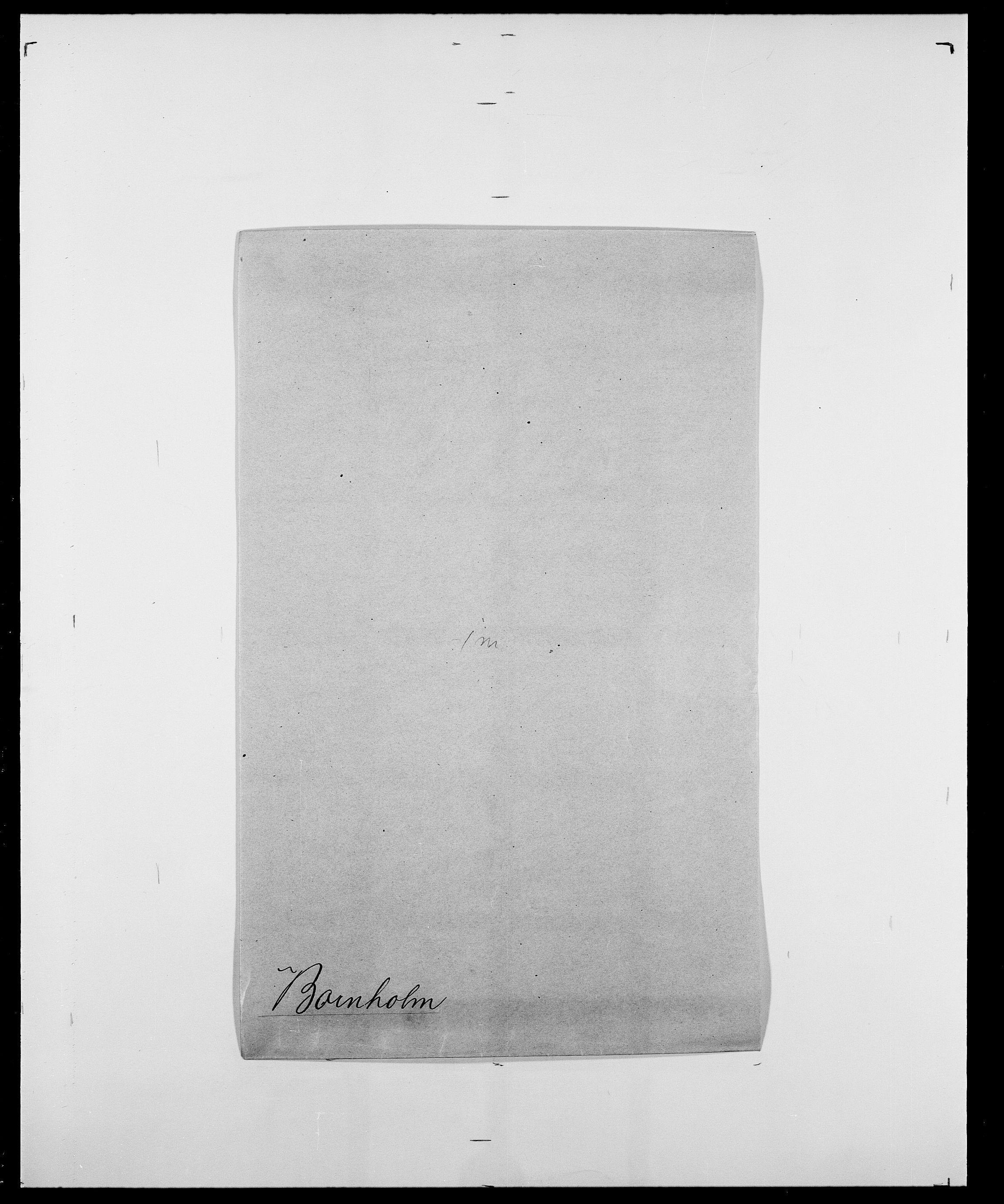 SAO, Delgobe, Charles Antoine - samling, D/Da/L0005: Boalth - Brahm, s. 297