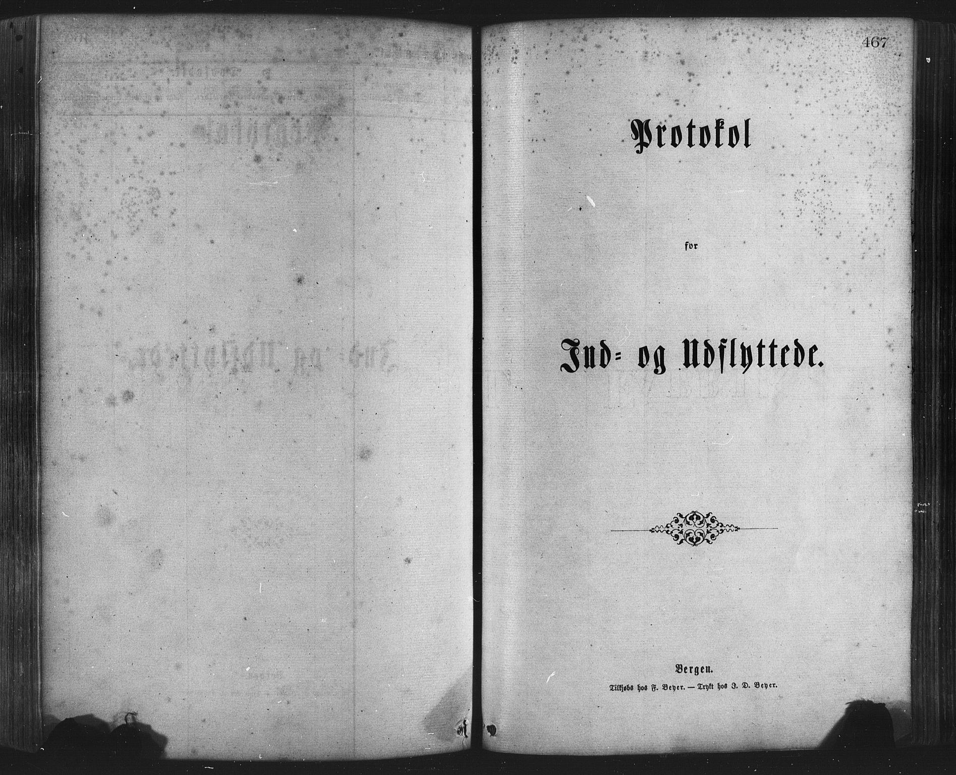 SAB, Hamre sokneprestembete, H/Ha/Haa/Haaa/L0015: Ministerialbok nr. A 15, 1870-1881, s. 467