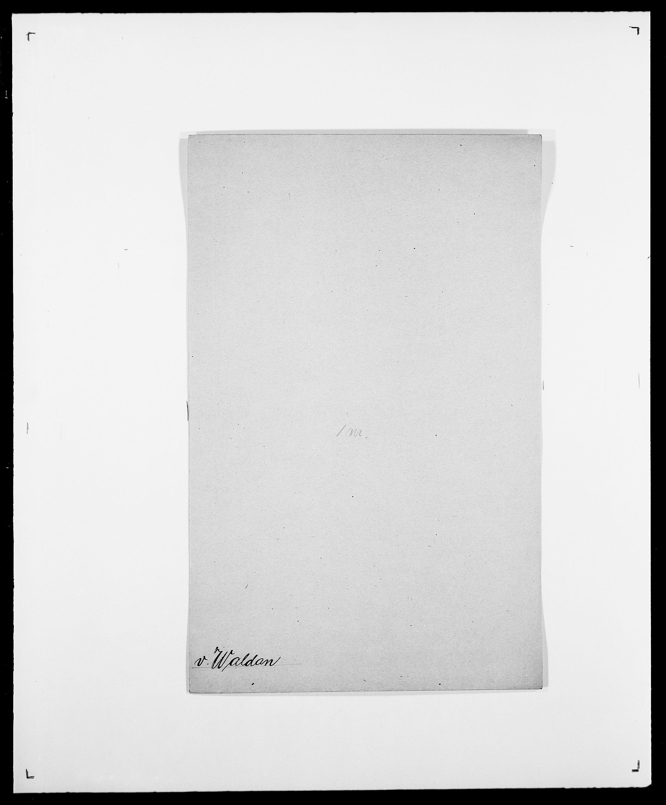 SAO, Delgobe, Charles Antoine - samling, D/Da/L0040: Usgaard - Velund, s. 131