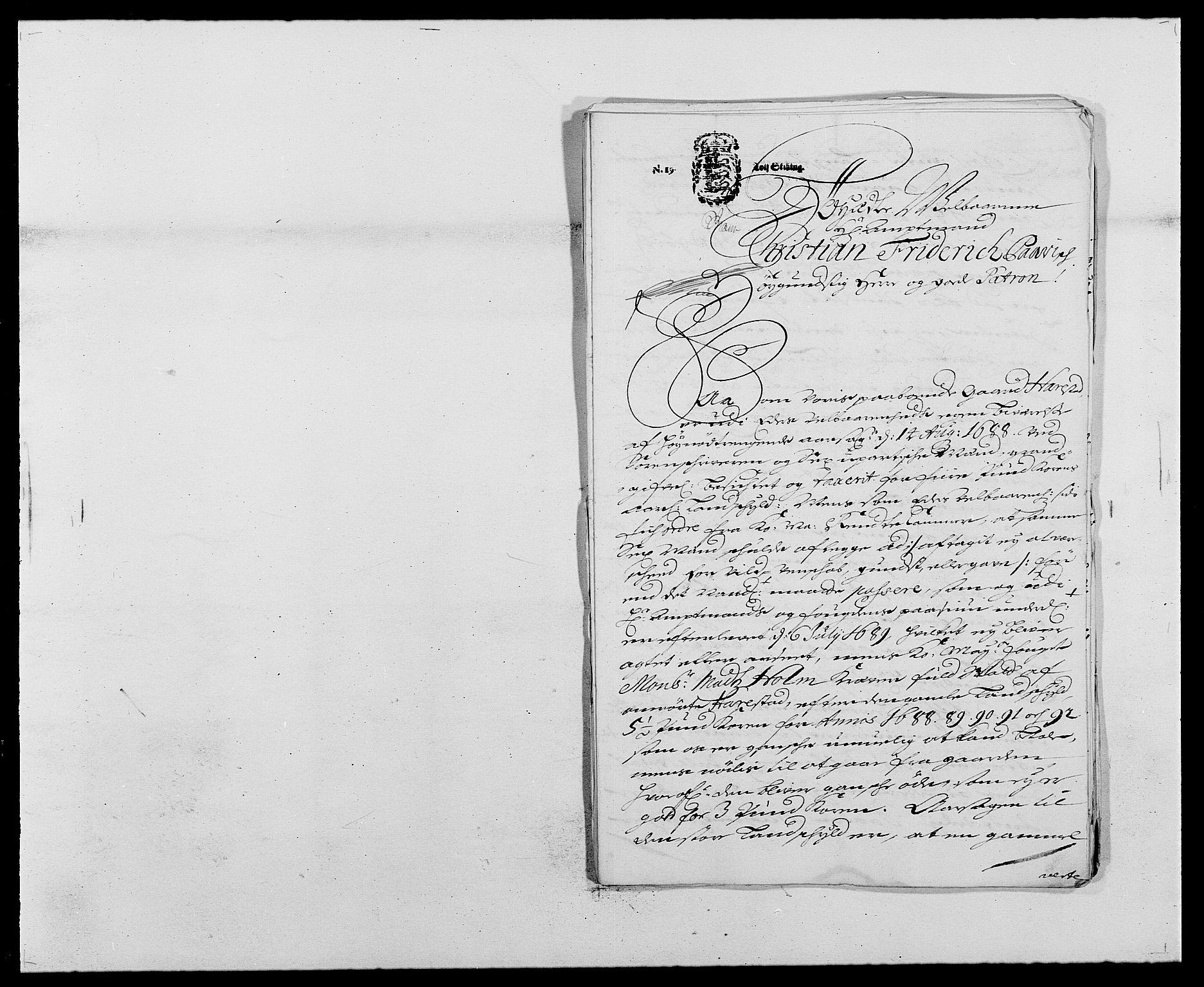 RA, Rentekammeret inntil 1814, Reviderte regnskaper, Fogderegnskap, R46/L2727: Fogderegnskap Jæren og Dalane, 1690-1693, s. 212