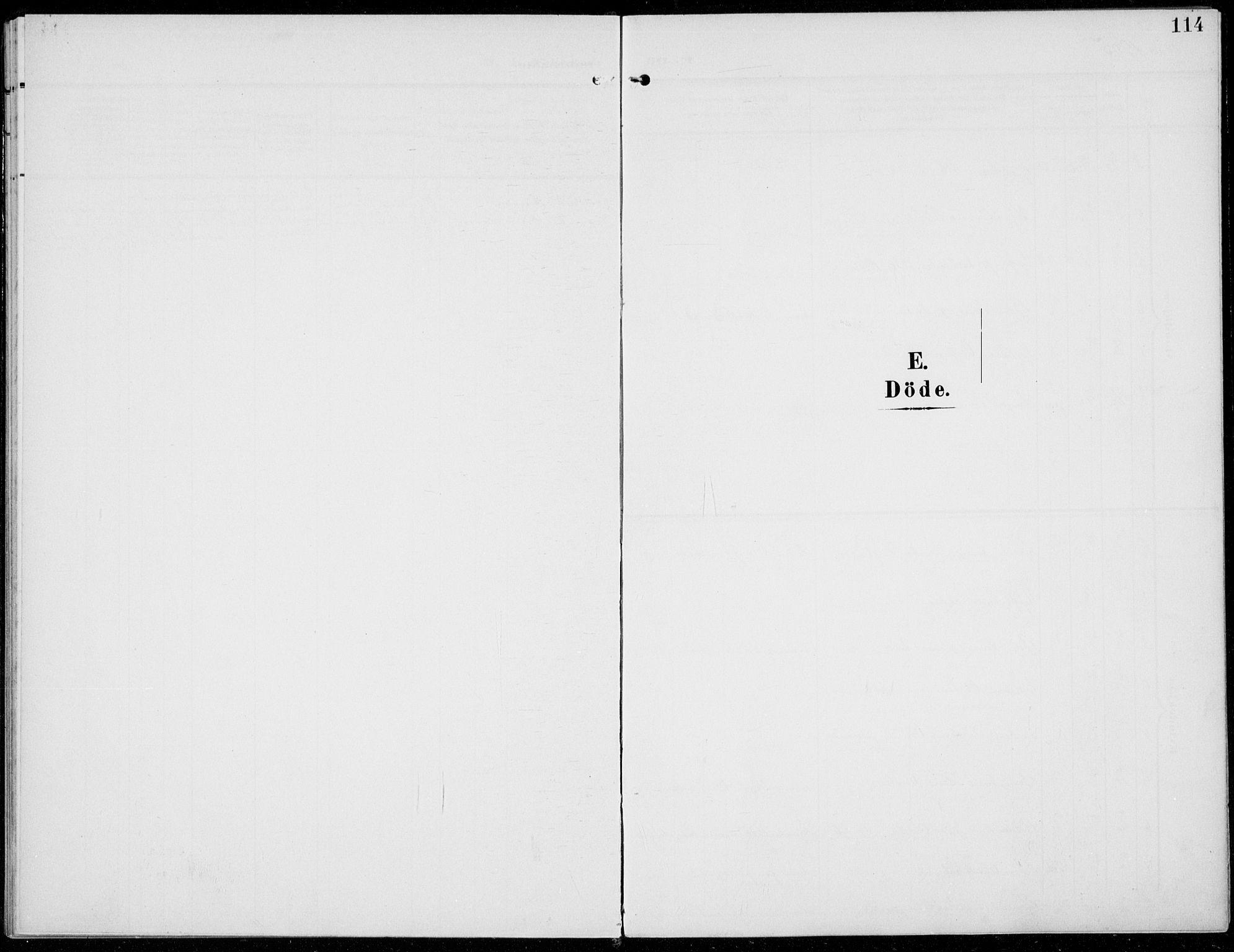 SAH, Sel prestekontor, Ministerialbok nr. 1, 1905-1922, s. 114