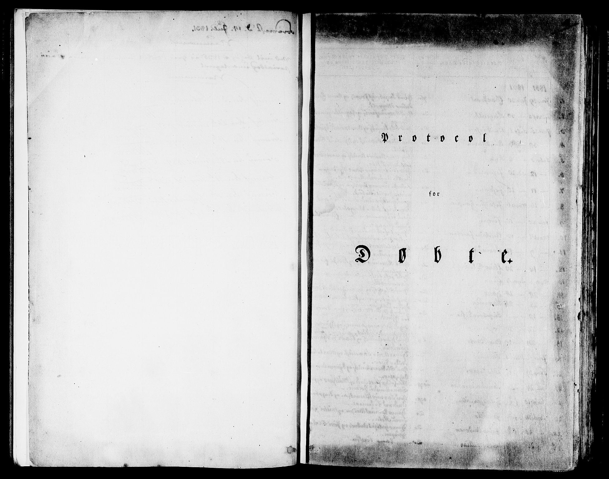 SAB, Eid Sokneprestembete, H/Haa: Ministerialbok nr. A 6, 1831-1843, s. 4