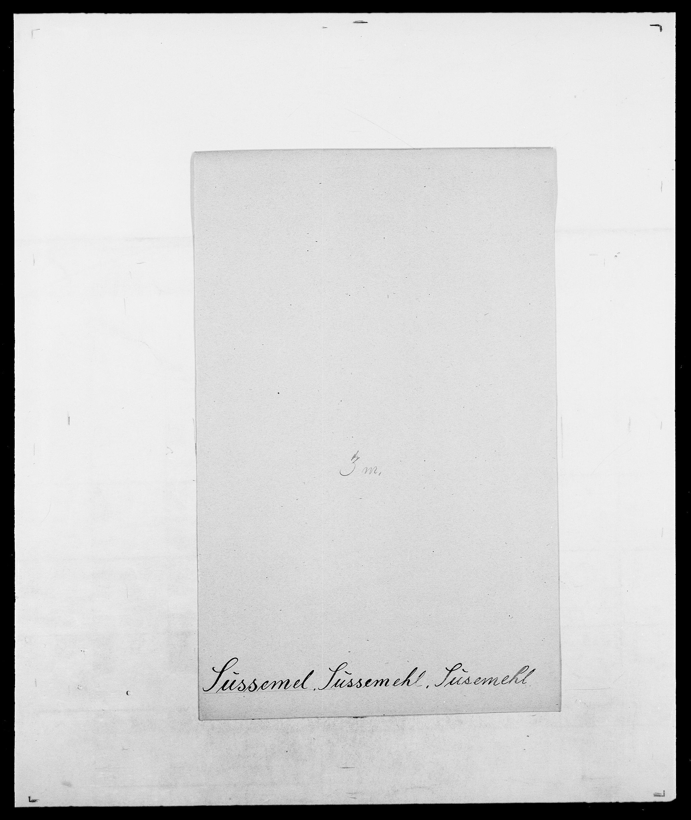 SAO, Delgobe, Charles Antoine - samling, D/Da/L0037: Steen, Sthen, Stein - Svare, Svanige, Svanne, se også Svanning og Schwane, s. 957