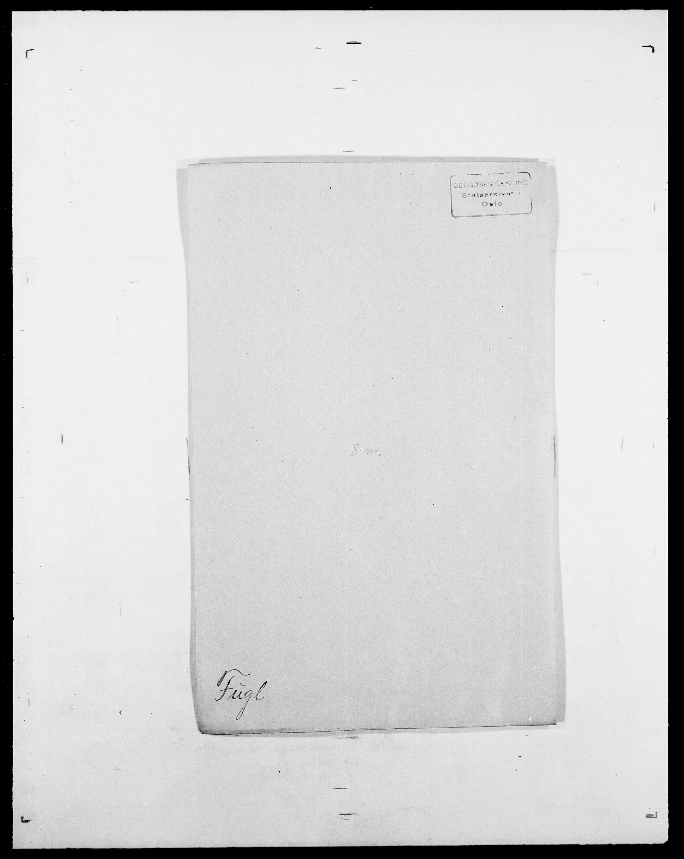SAO, Delgobe, Charles Antoine - samling, D/Da/L0013: Forbos - Geving, s. 143