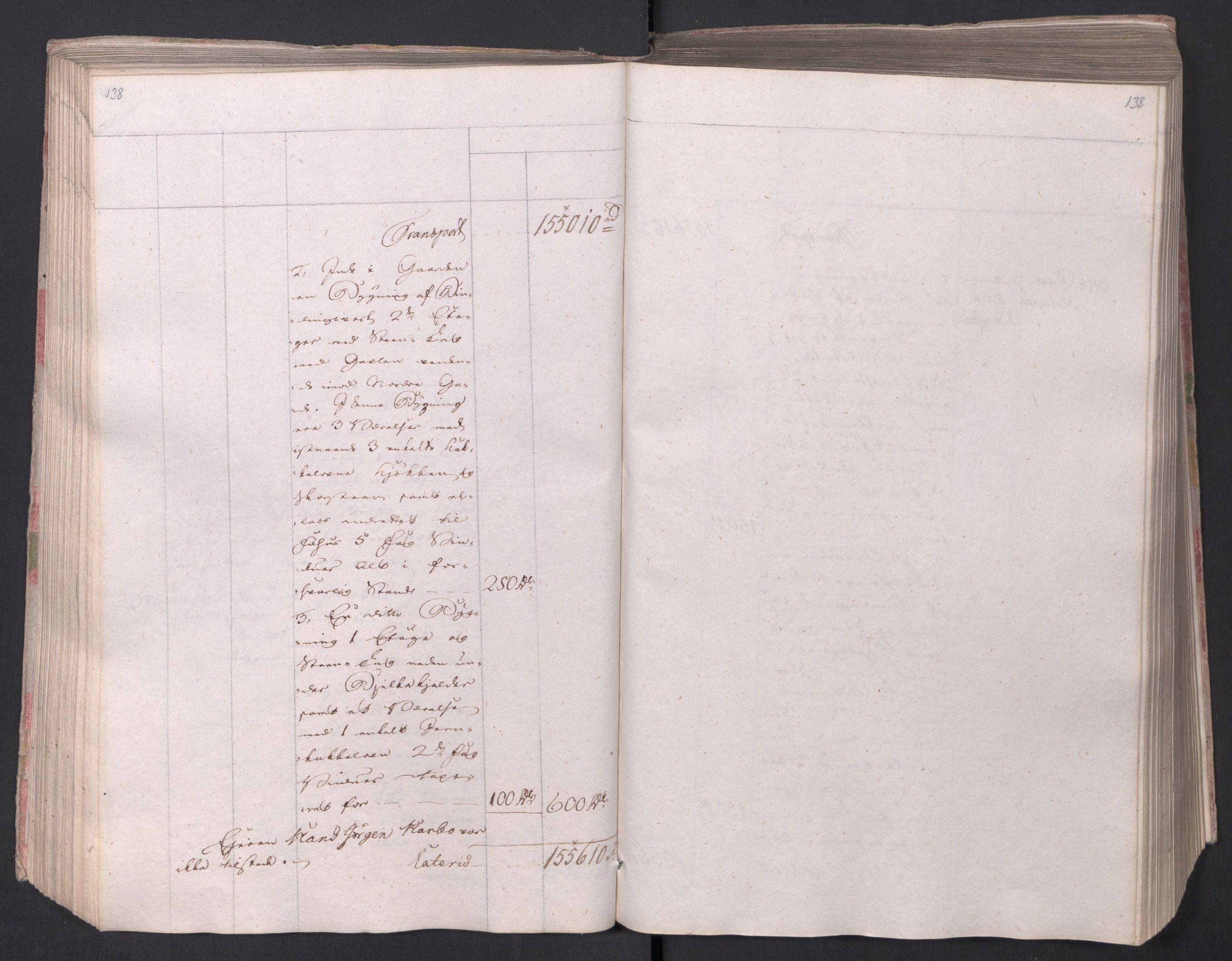 SAO, Kristiania stiftamt, I/Ia/L0015: Branntakster, 1797, s. 138