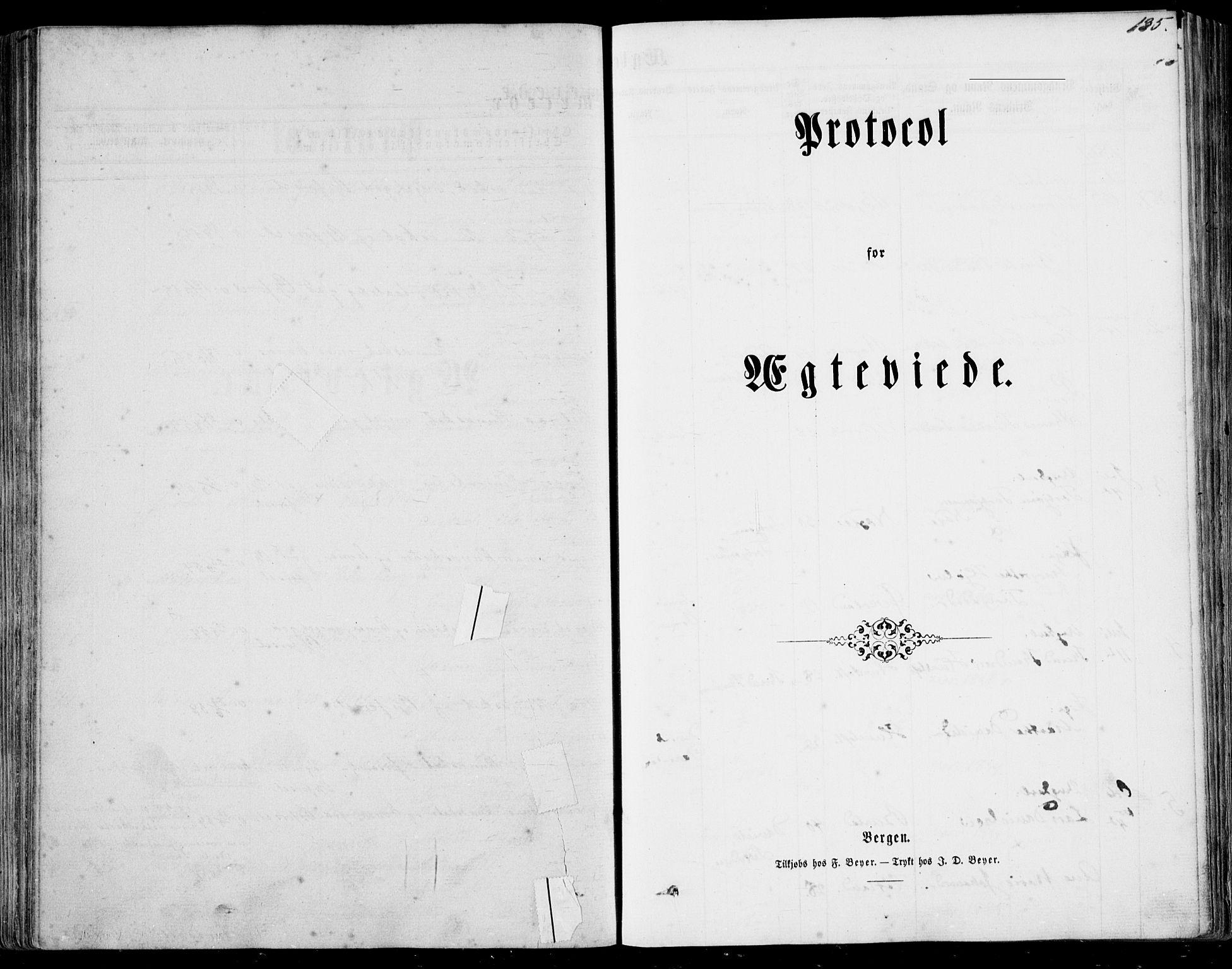 SAST, Nedstrand sokneprestkontor, IV: Ministerialbok nr. A 9, 1861-1876, s. 135