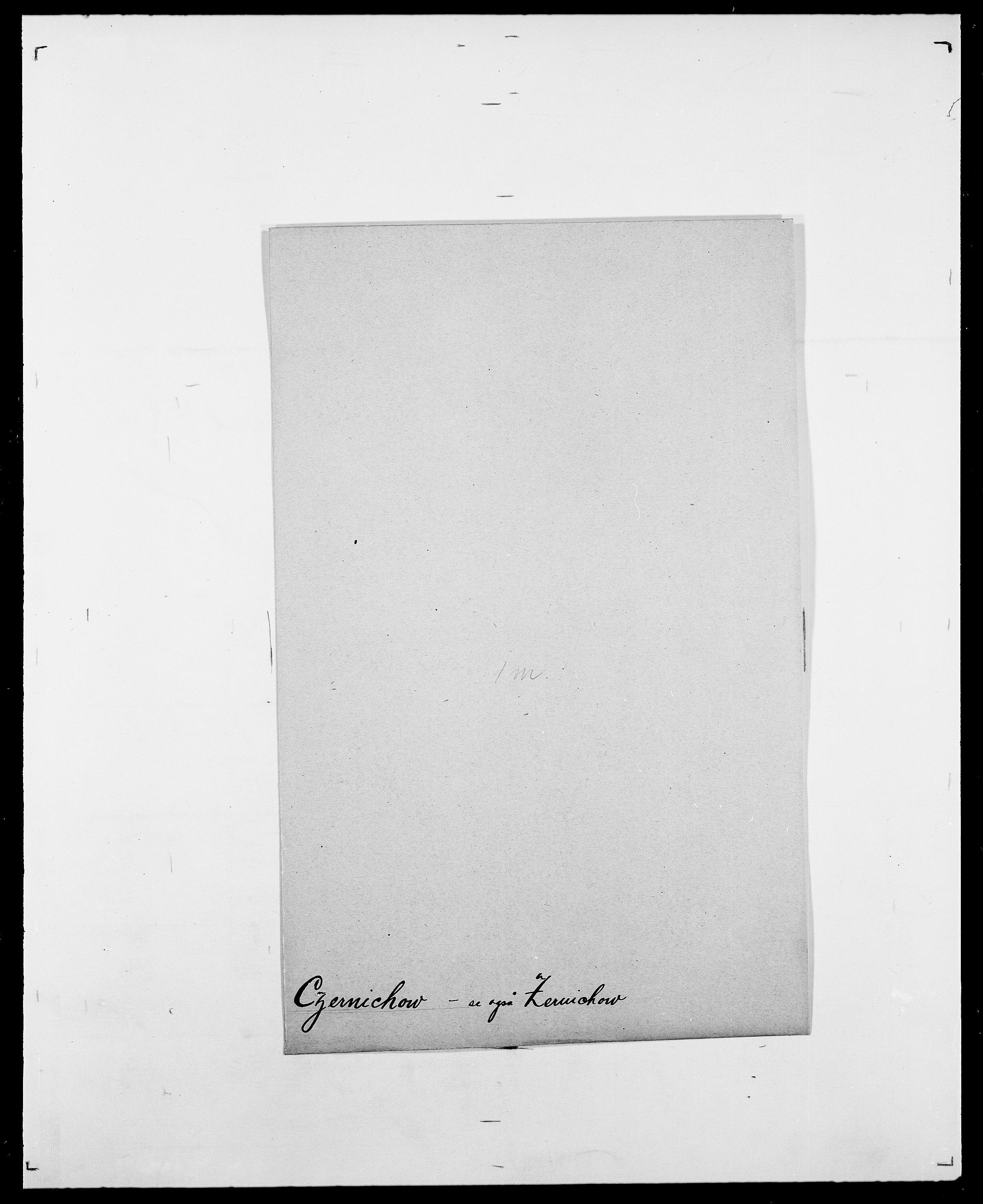 SAO, Delgobe, Charles Antoine - samling, D/Da/L0008: Capjon - Dagenbolt, s. 656