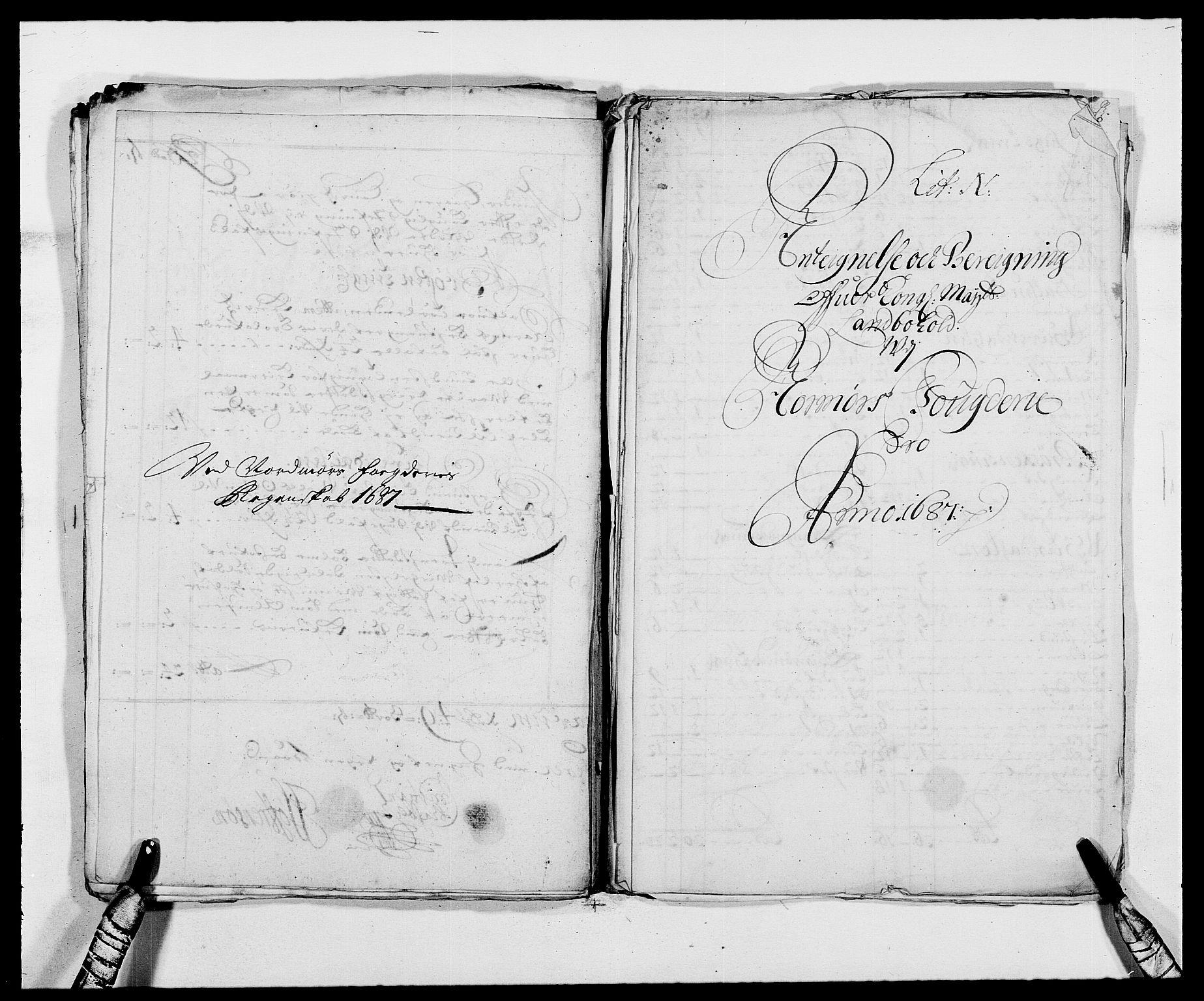 RA, Rentekammeret inntil 1814, Reviderte regnskaper, Fogderegnskap, R56/L3733: Fogderegnskap Nordmøre, 1687-1689, s. 114