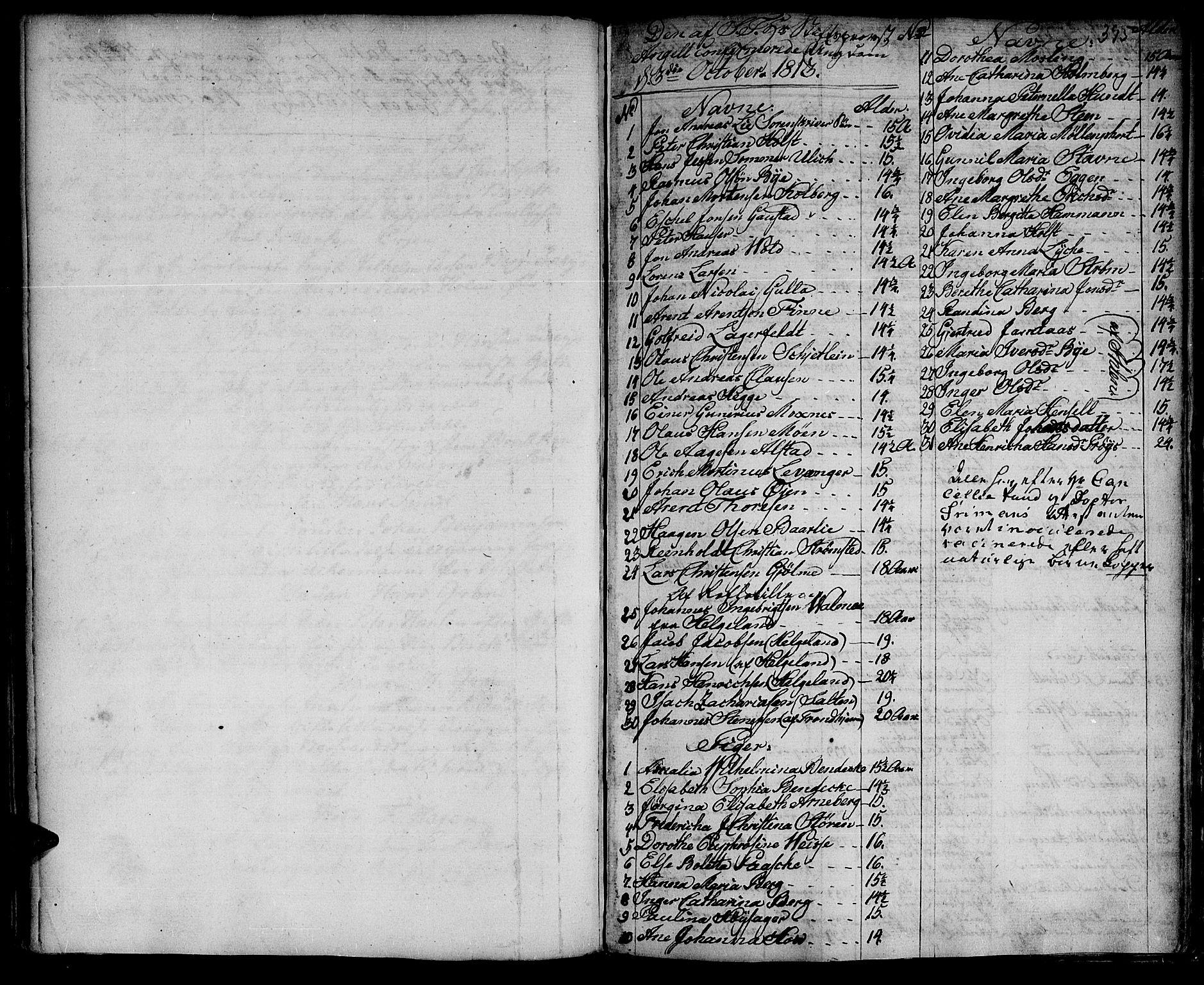 SAT, Ministerialprotokoller, klokkerbøker og fødselsregistre - Sør-Trøndelag, 601/L0038: Ministerialbok nr. 601A06, 1766-1877, s. 395