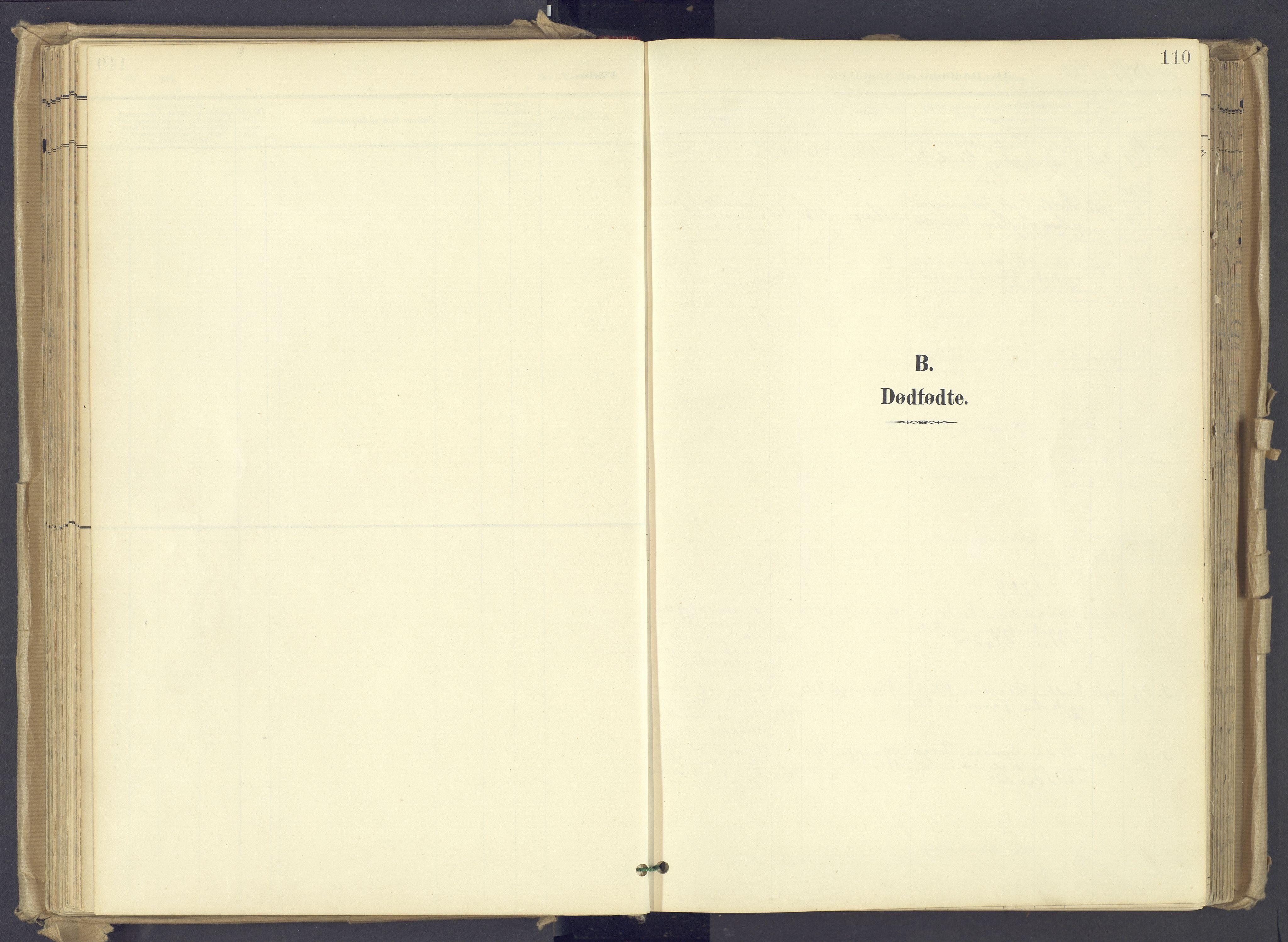 SAH, Øyer prestekontor, Ministerialbok nr. 12, 1897-1920, s. 110