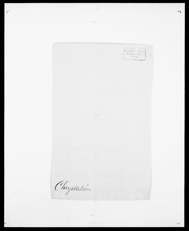 SAO, Delgobe, Charles Antoine - samling, D/Da/L0008: Capjon - Dagenbolt, s. 293