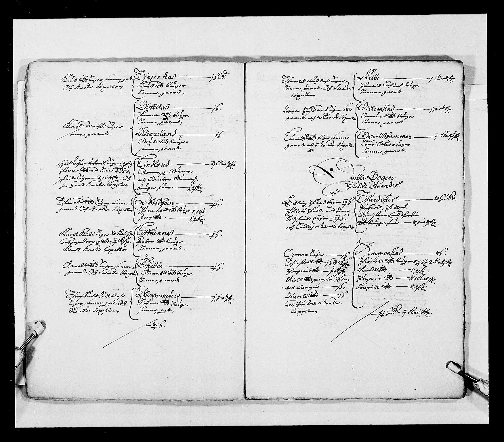 RA, Stattholderembetet 1572-1771, Ek/L0023: Jordebøker 1633-1658:, 1648-1649, s. 5