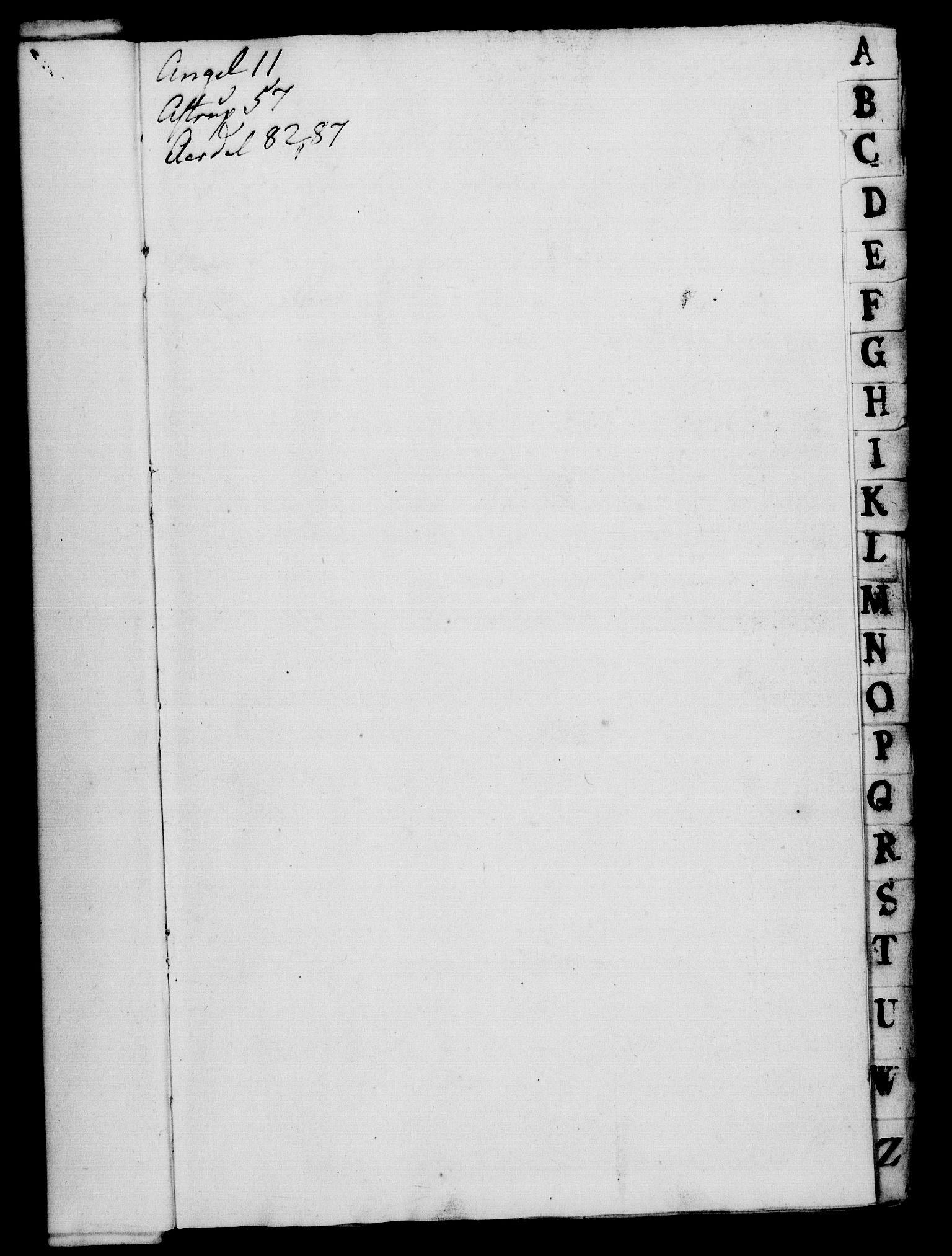 RA, Rentekammeret, Kammerkanselliet, G/Gf/Gfa/L0019: Norsk relasjons- og resolusjonsprotokoll (merket RK 52.19), 1736, s. 3