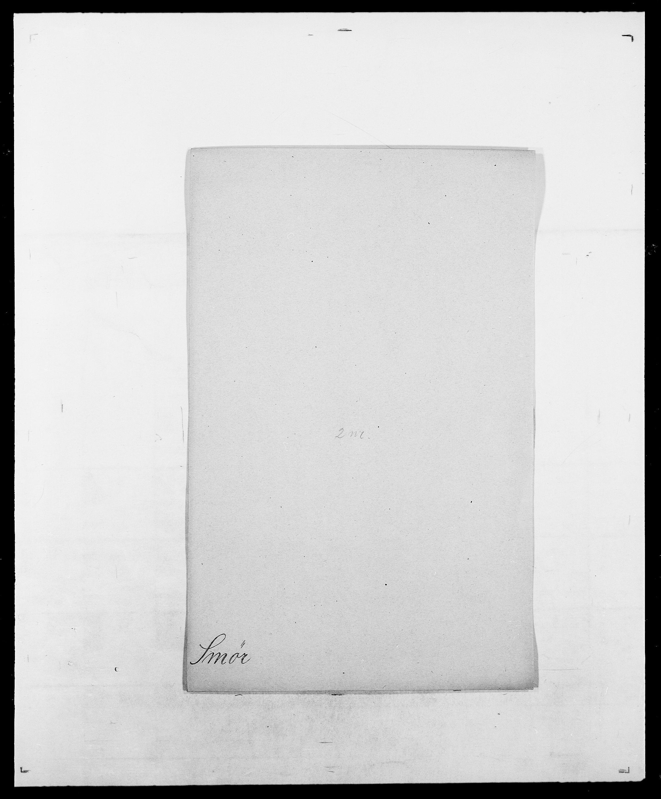SAO, Delgobe, Charles Antoine - samling, D/Da/L0036: Skaanør - Staverskov, s. 345