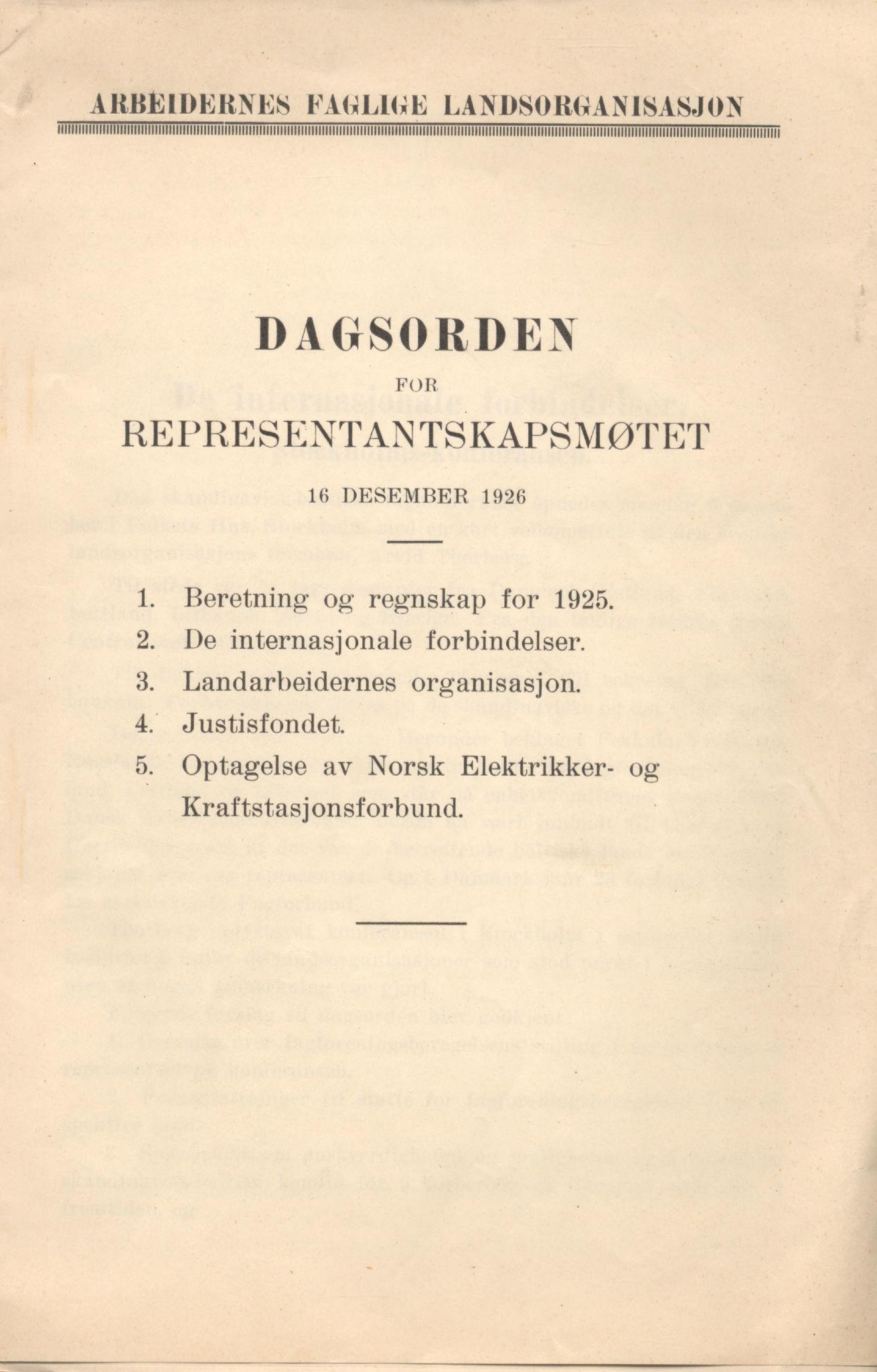 AAB, Landsorganisasjonen i Norge, 1911-1953, s. 23