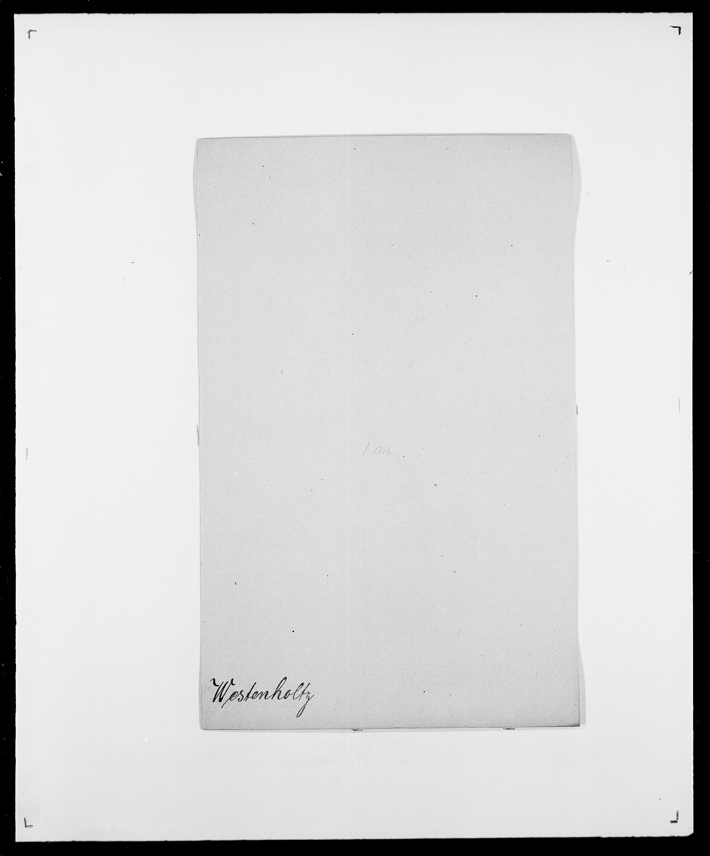 SAO, Delgobe, Charles Antoine - samling, D/Da/L0041: Vemmestad - Viker, s. 264