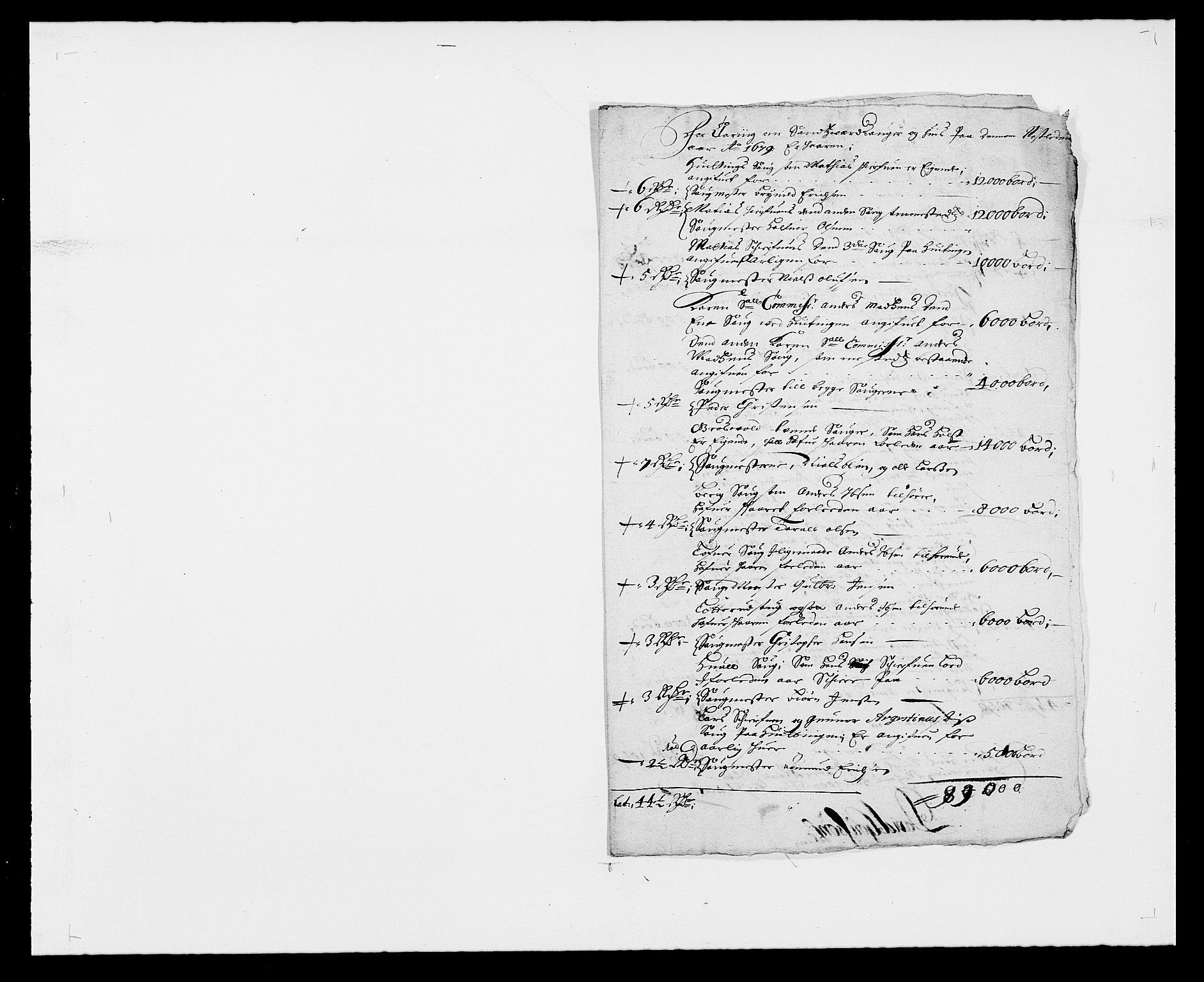 RA, Rentekammeret inntil 1814, Reviderte regnskaper, Fogderegnskap, R24/L1569: Fogderegnskap Numedal og Sandsvær, 1679-1686, s. 145