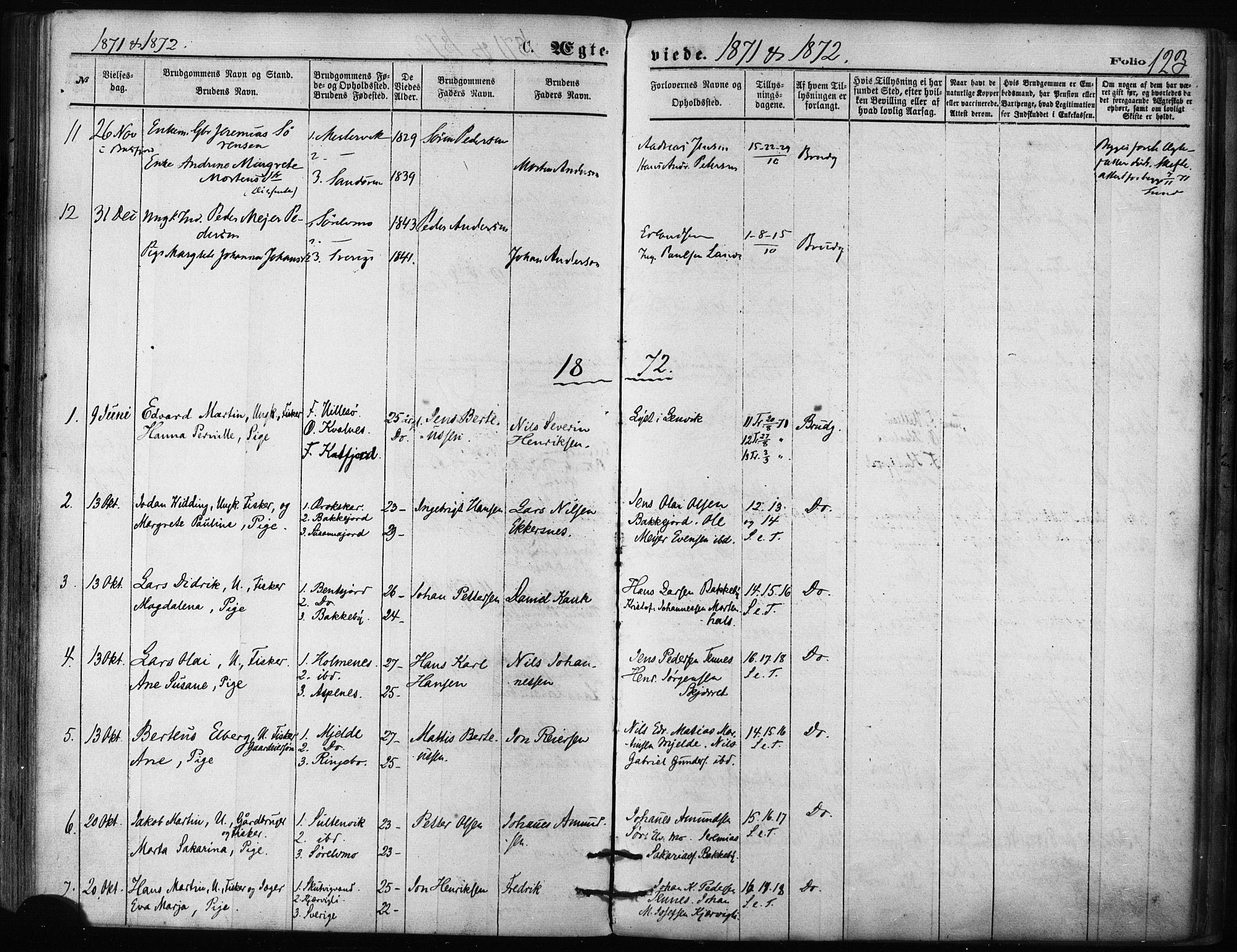 SATØ, Balsfjord sokneprestembete, Ministerialbok nr. 2, 1871-1886, s. 123