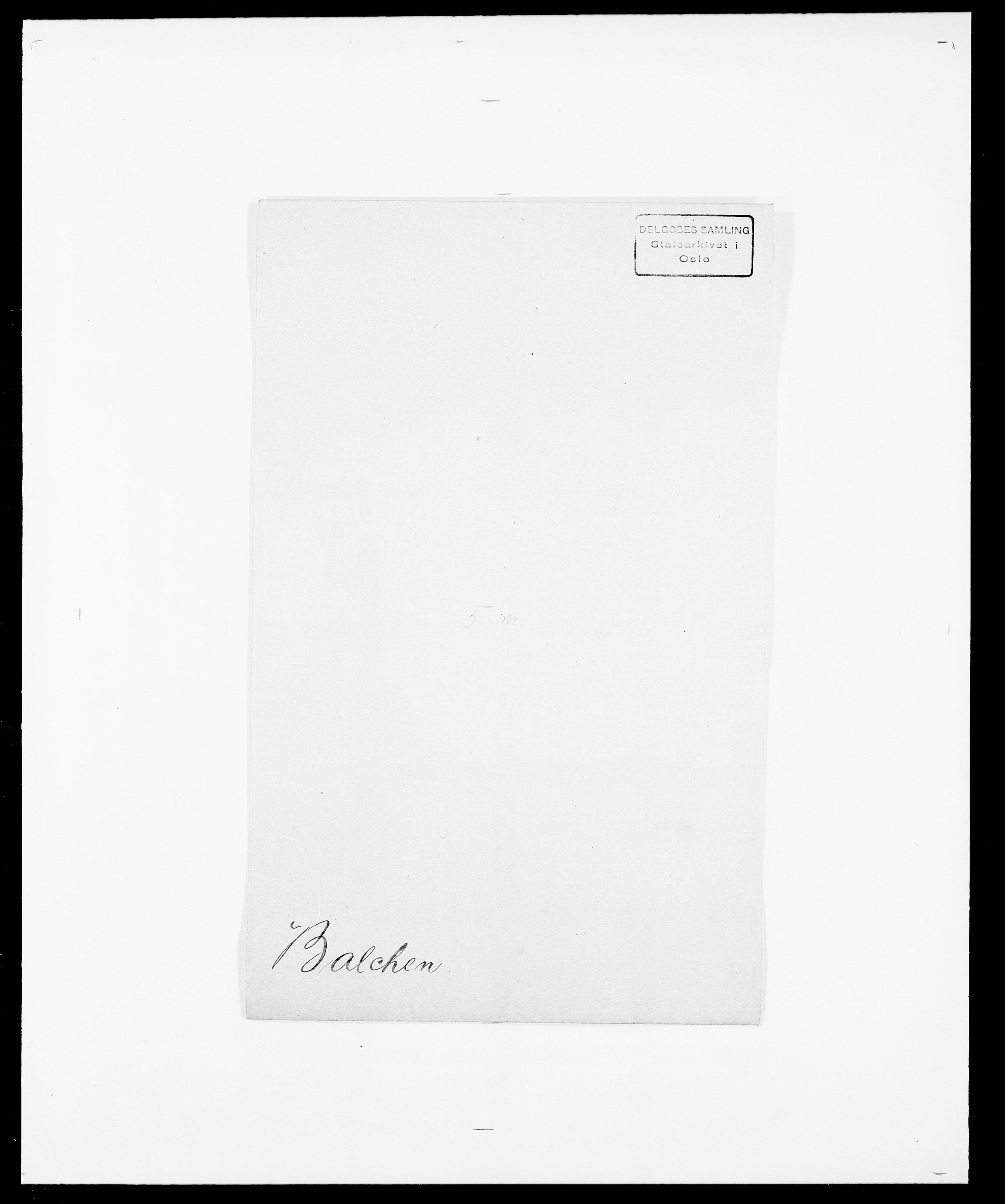 SAO, Delgobe, Charles Antoine - samling, D/Da/L0003: Barca - Bergen, s. 155
