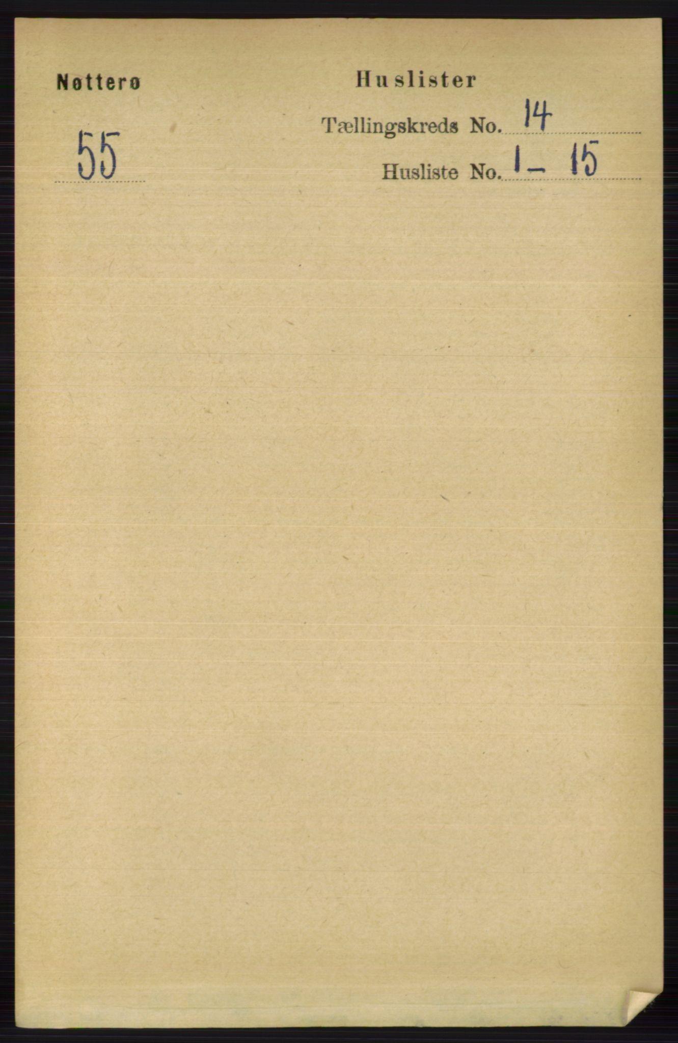 RA, Folketelling 1891 for 0722 Nøtterøy herred, 1891, s. 7511