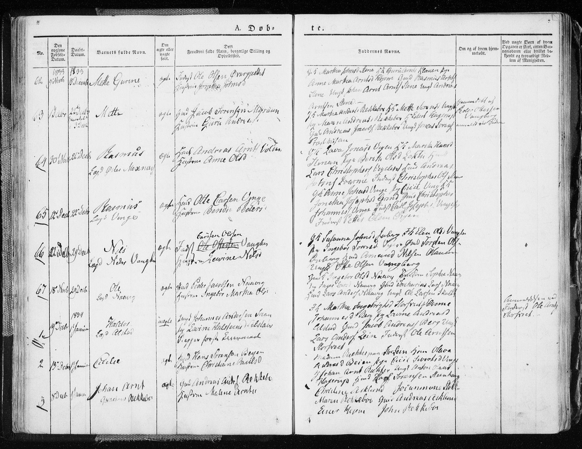 SAT, Ministerialprotokoller, klokkerbøker og fødselsregistre - Nord-Trøndelag, 713/L0114: Ministerialbok nr. 713A05, 1827-1839, s. 41