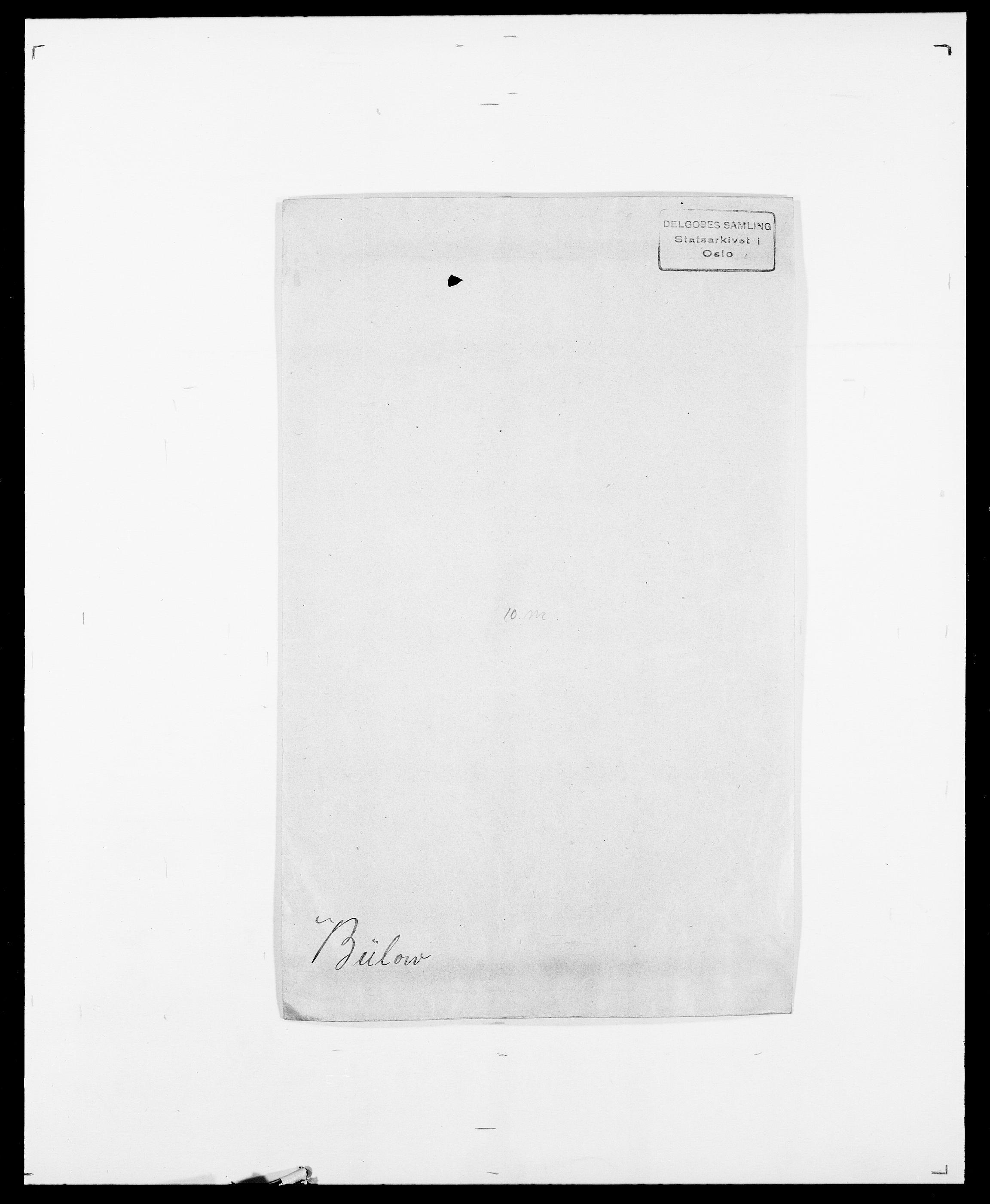 SAO, Delgobe, Charles Antoine - samling, D/Da/L0007: Buaas - Caphengst, s. 520