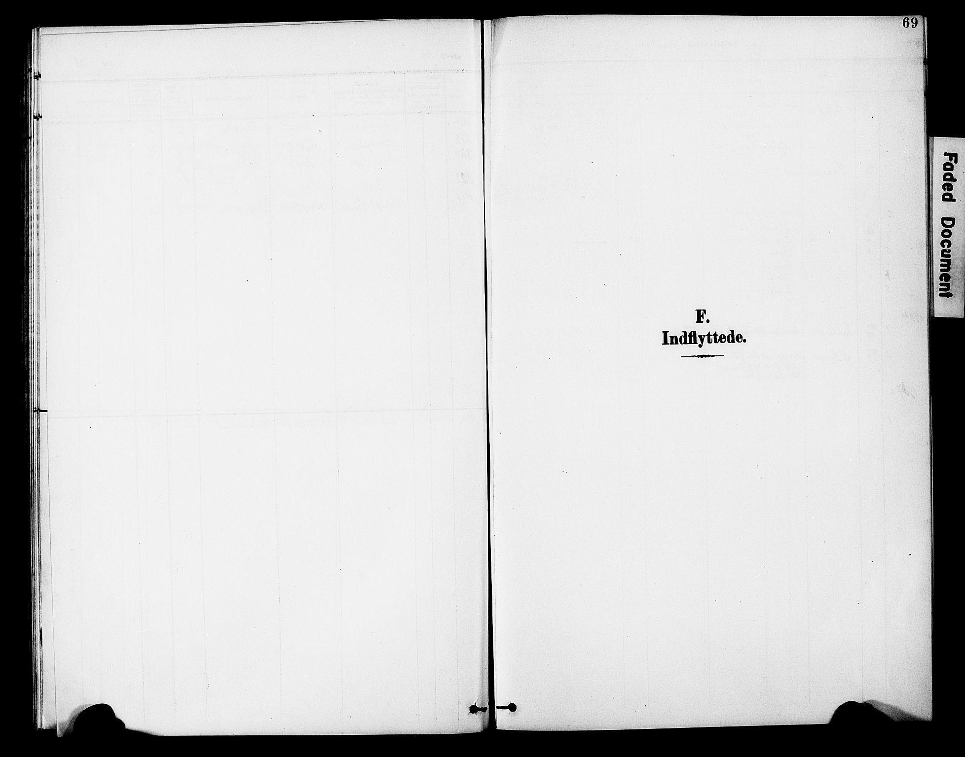 SAT, Ministerialprotokoller, klokkerbøker og fødselsregistre - Nord-Trøndelag, 746/L0452: Ministerialbok nr. 746A09, 1900-1908, s. 69
