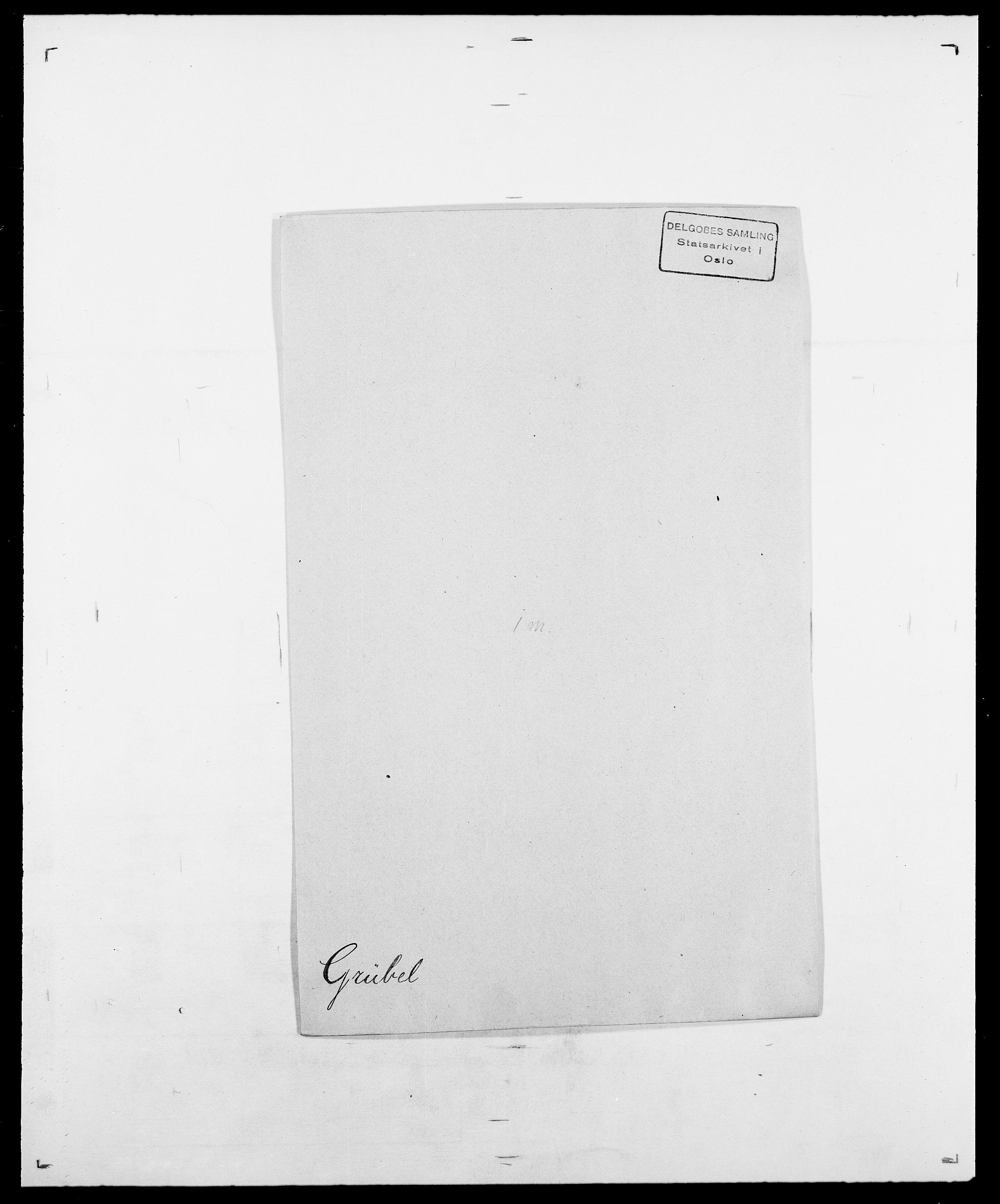 SAO, Delgobe, Charles Antoine - samling, D/Da/L0015: Grodtshilling - Halvorsæth, s. 119
