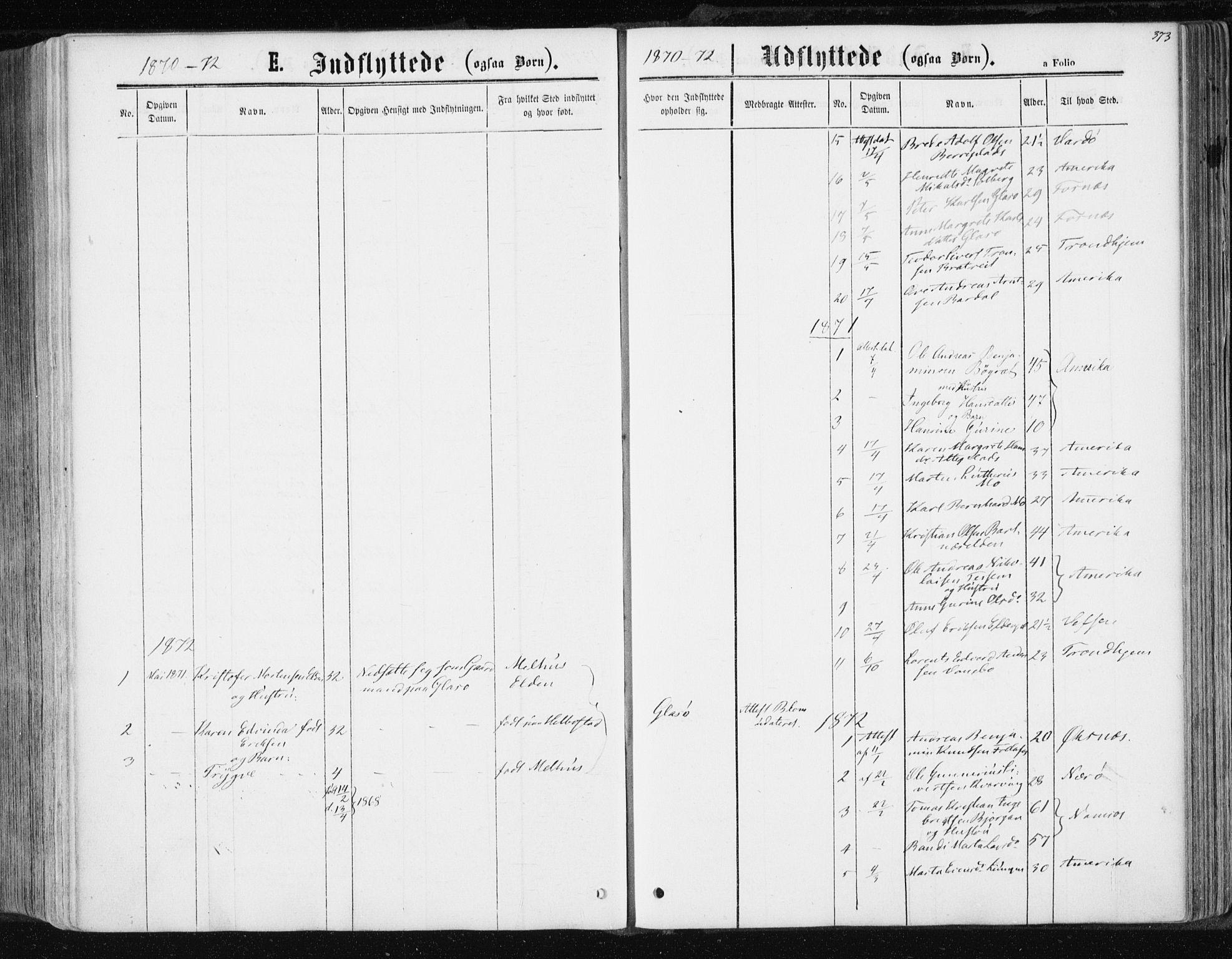 SAT, Ministerialprotokoller, klokkerbøker og fødselsregistre - Nord-Trøndelag, 741/L0394: Ministerialbok nr. 741A08, 1864-1877, s. 373