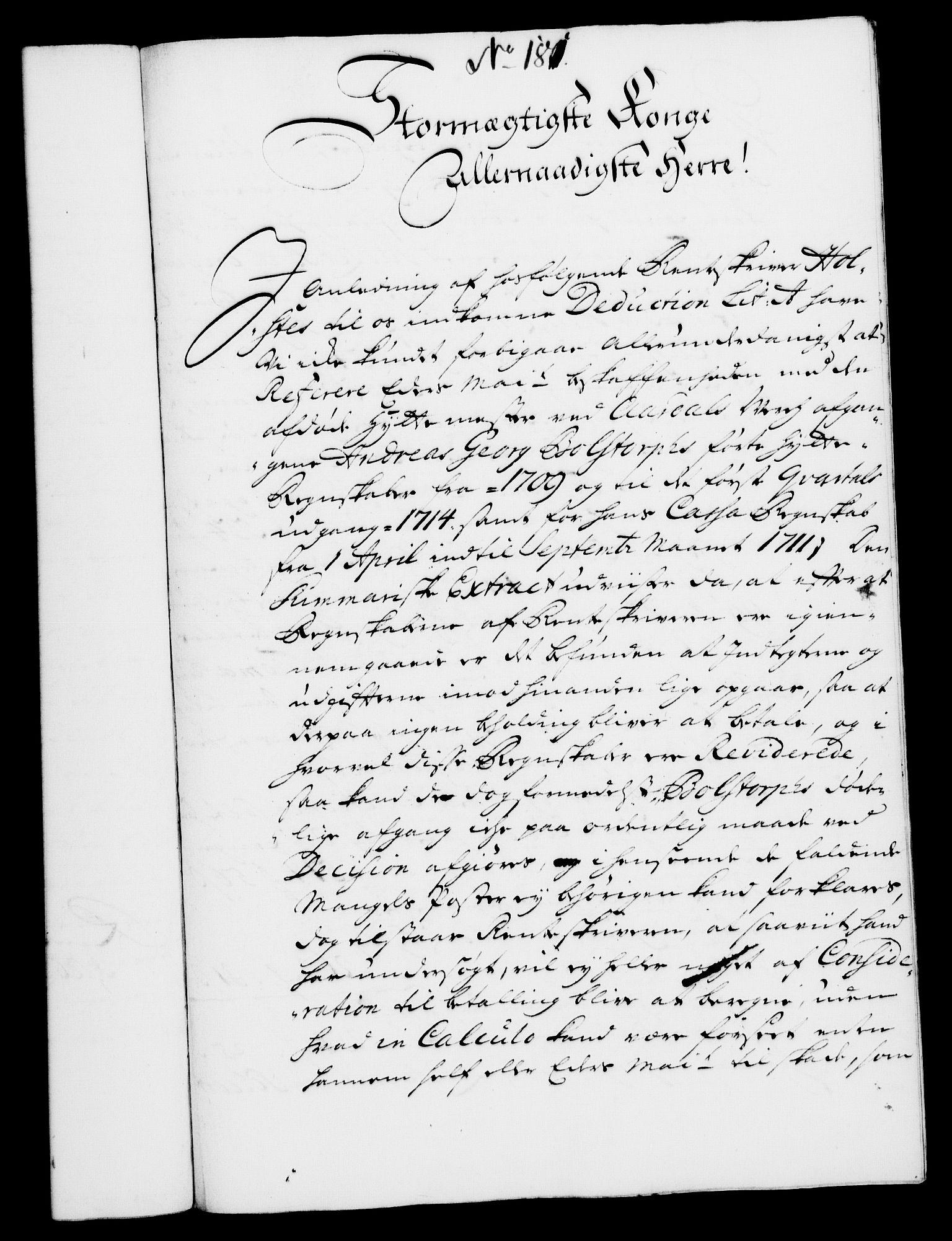 RA, Rentekammeret, Kammerkanselliet, G/Gf/Gfa/L0008: Norsk relasjons- og resolusjonsprotokoll (merket RK 52.8), 1725, s. 974
