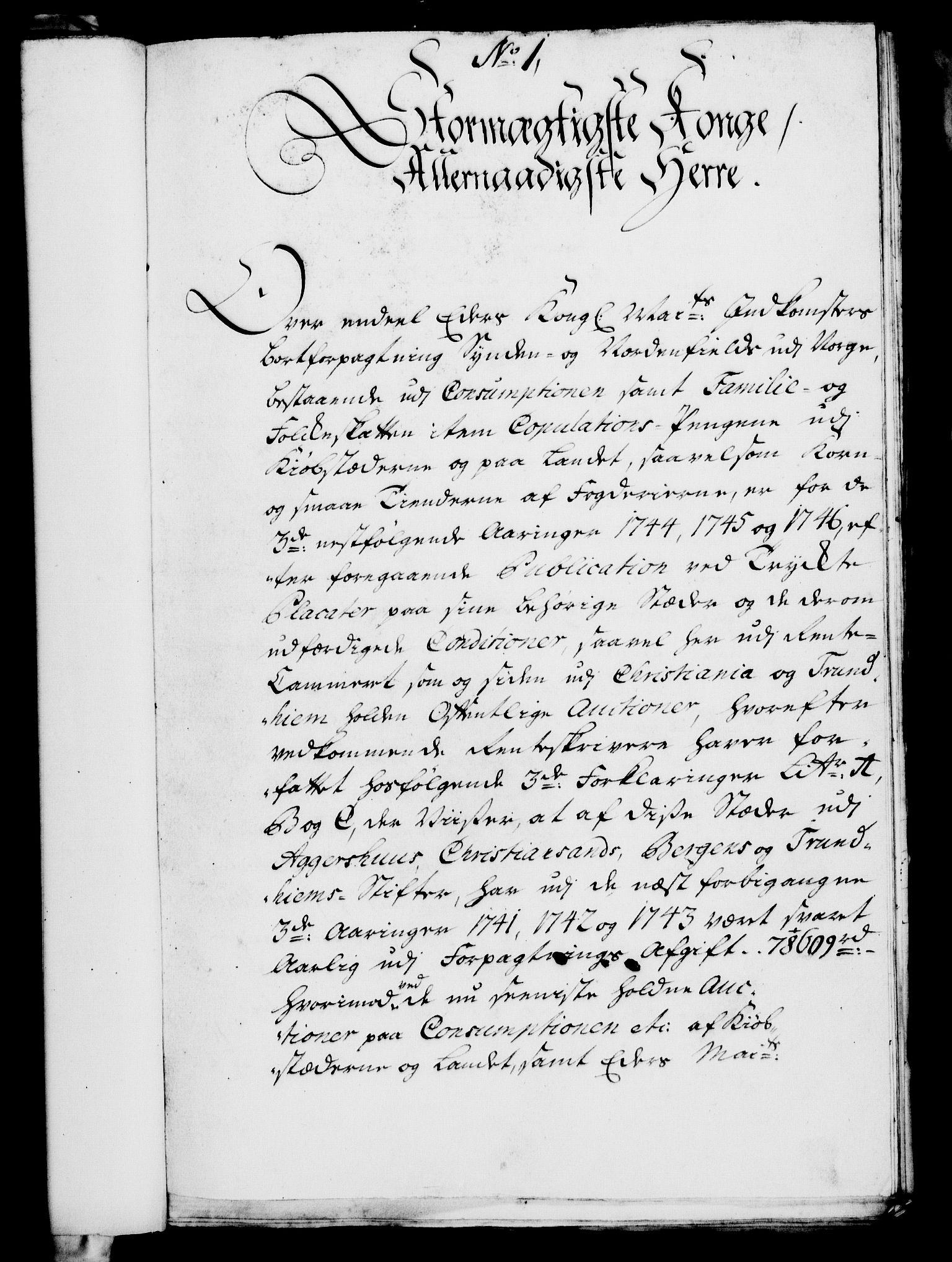 RA, Rentekammeret, Kammerkanselliet, G/Gf/Gfa/L0027: Norsk relasjons- og resolusjonsprotokoll (merket RK 52.27), 1744, s. 30