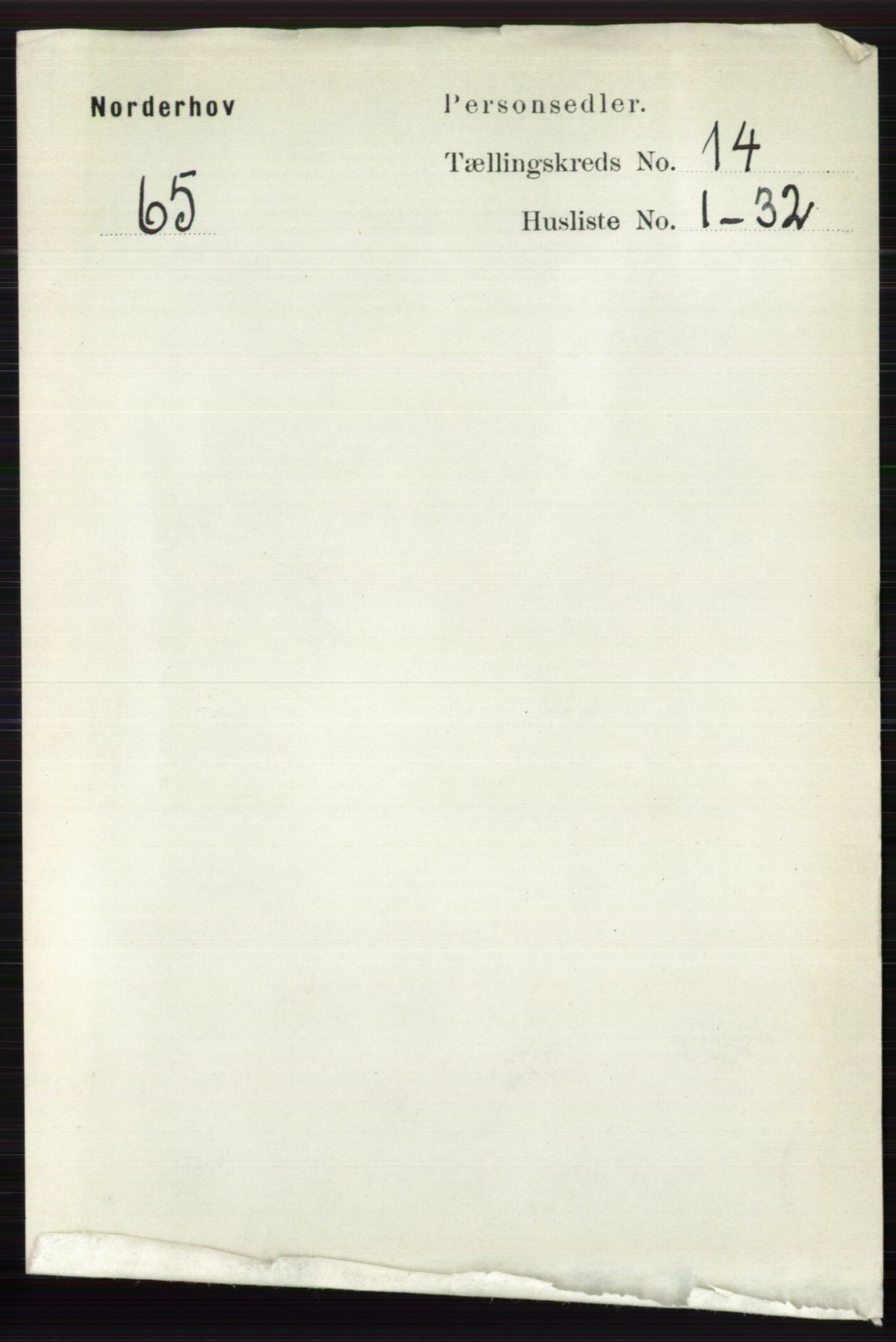 RA, Folketelling 1891 for 0613 Norderhov herred, 1891, s. 9328