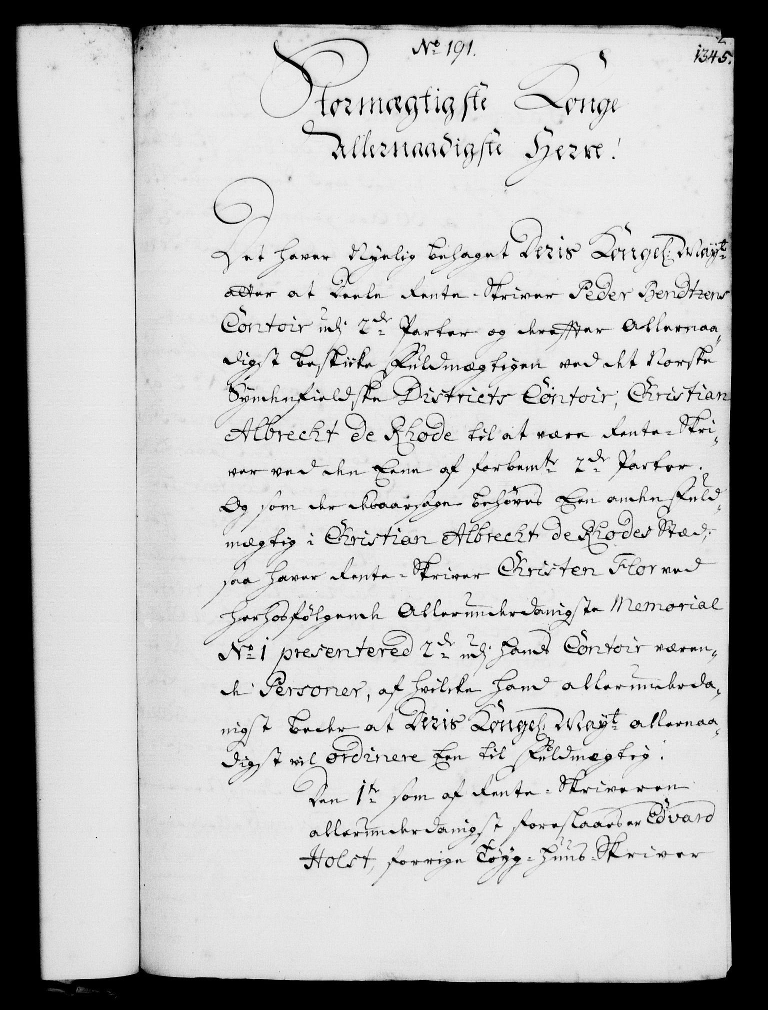 RA, Rentekammeret, Kammerkanselliet, G/Gf/Gfa/L0003: Norsk relasjons- og resolusjonsprotokoll (merket RK 52.3), 1720, s. 319