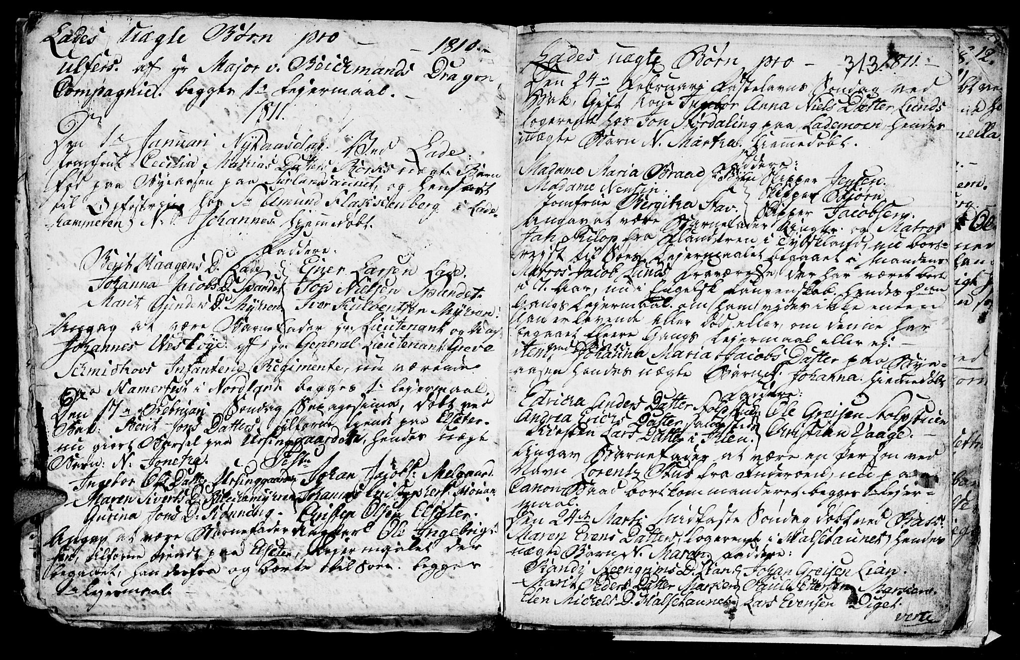 SAT, Ministerialprotokoller, klokkerbøker og fødselsregistre - Sør-Trøndelag, 606/L0305: Klokkerbok nr. 606C01, 1757-1819, s. 313
